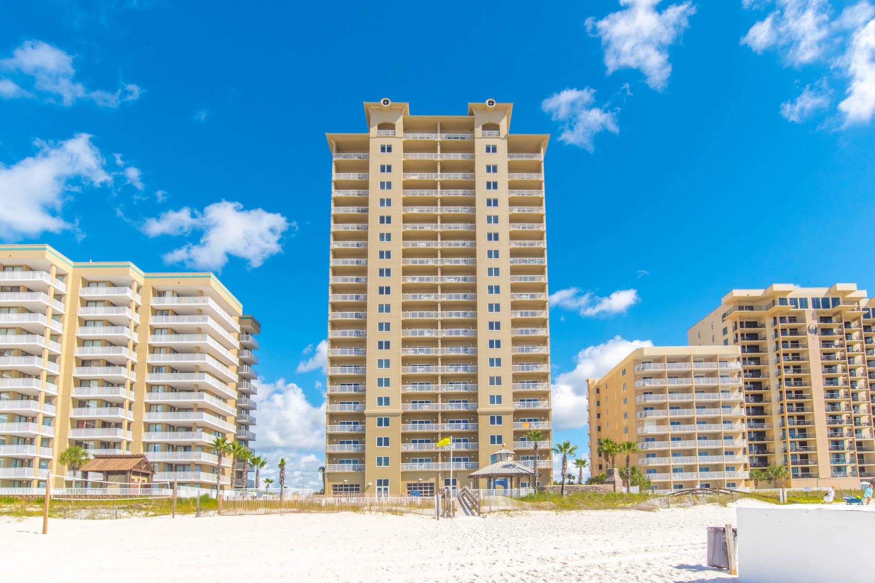 Condominium for Active at Escapes! To the Shore 24060 Perdido Beach Blvd Orange Beach, Alabama 36561 United States