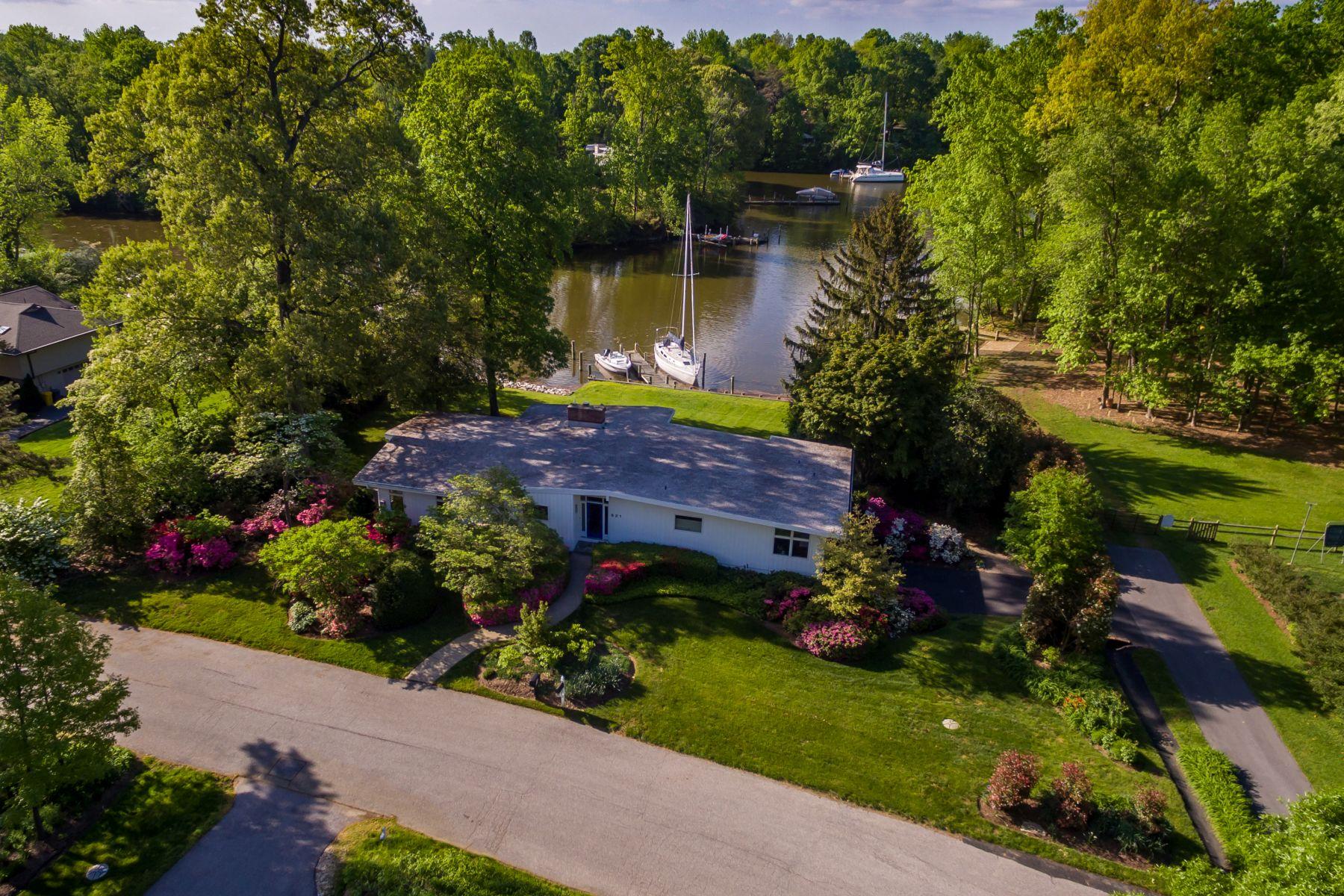 Einfamilienhaus für Verkauf beim 621 Canal Lane, Annapolis 621 Canal Ln Annapolis, Maryland, 21409 Vereinigte Staaten