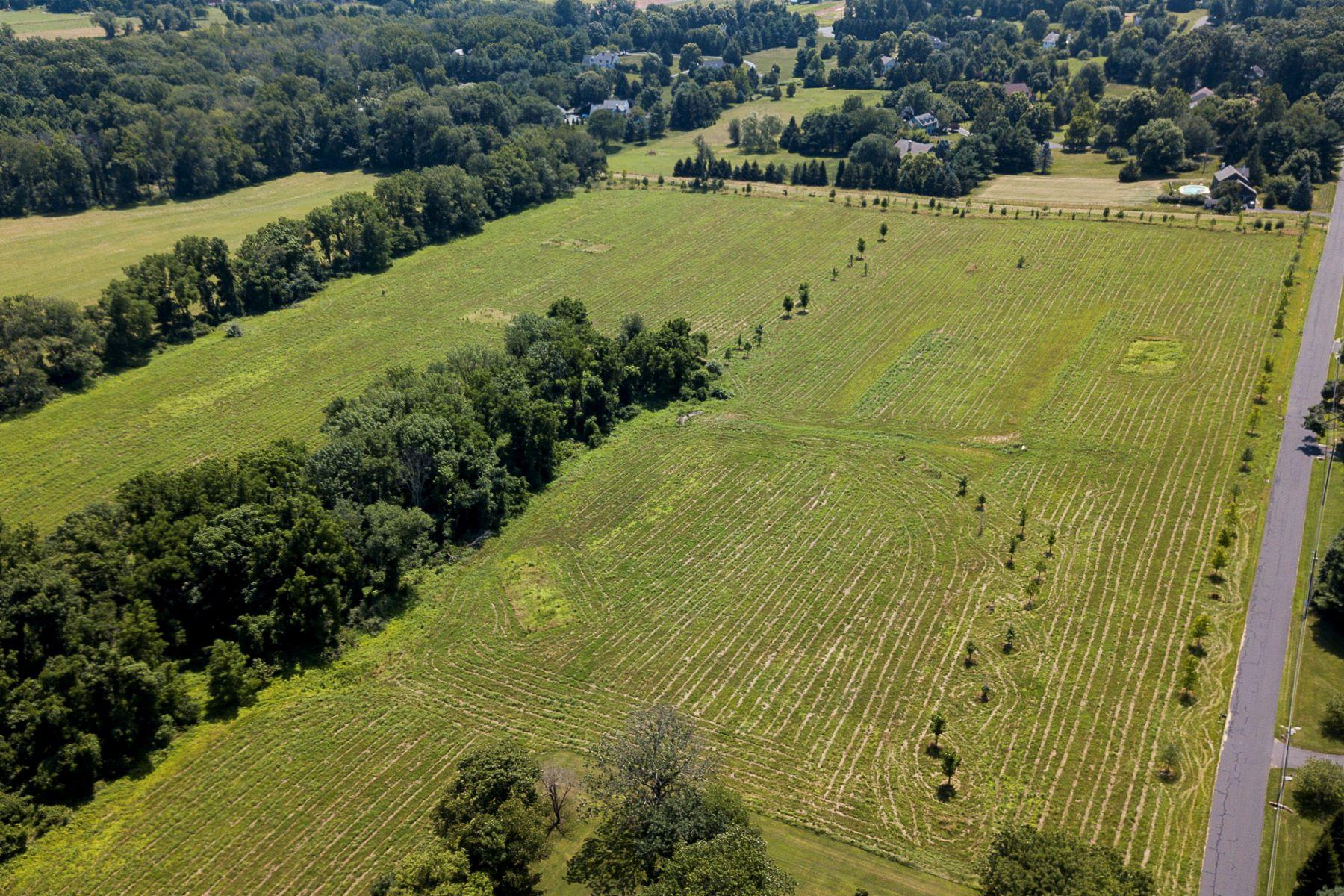 Οικόπεδο για την Πώληση στο Stunning Location 6095 Stovers Mill, Lot 4, Doylestown, Πενσιλβανια 18901 Ηνωμένες Πολιτείες