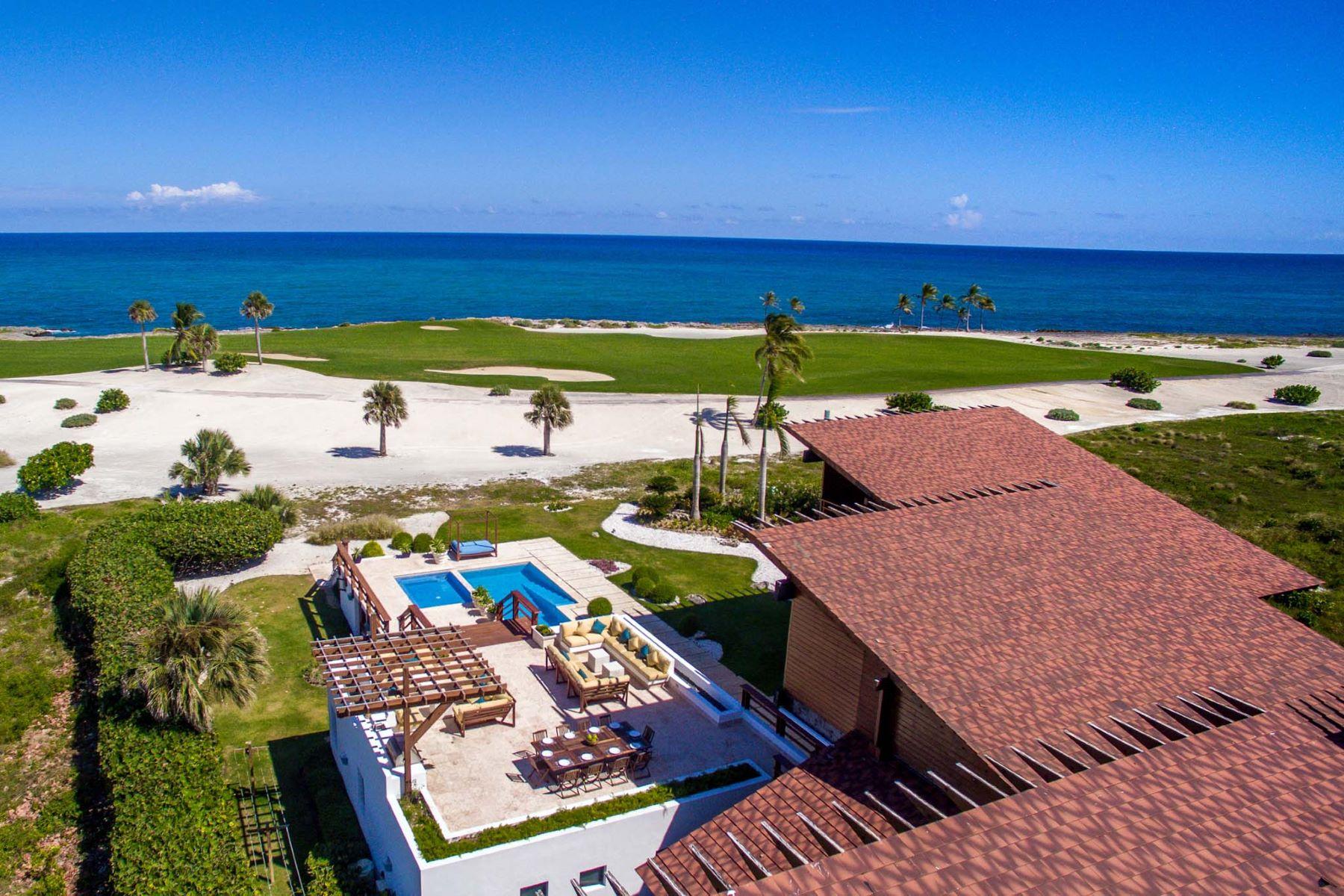 Single Family Home for Sale at Extraordinary Modern Villa Cap Cana, La Altagracia, Dominican Republic