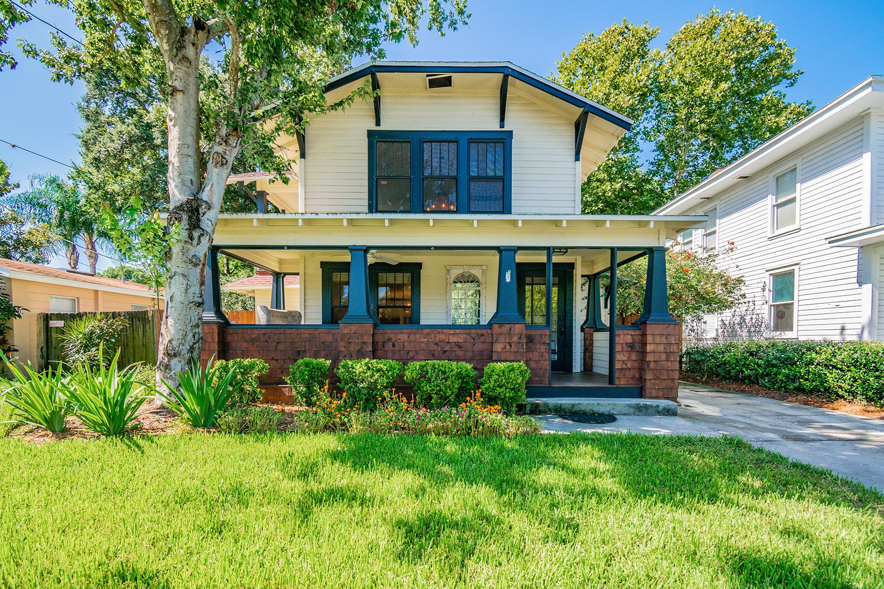 Single Family Homes für Verkauf beim SOUTH TAMPA 3506 W Santiago St, Tampa, Florida 33629 Vereinigte Staaten