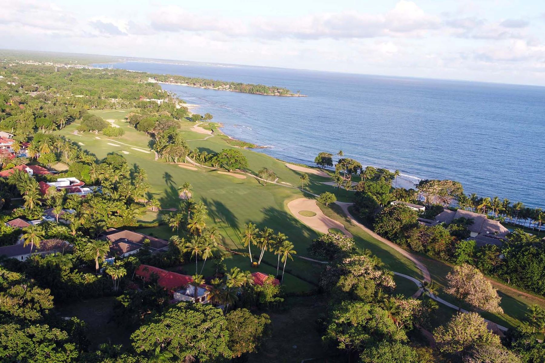 Land for Sale at Walk to the Beach Home Site with Ocean Views Casa De Campo, La Romana Dominican Republic