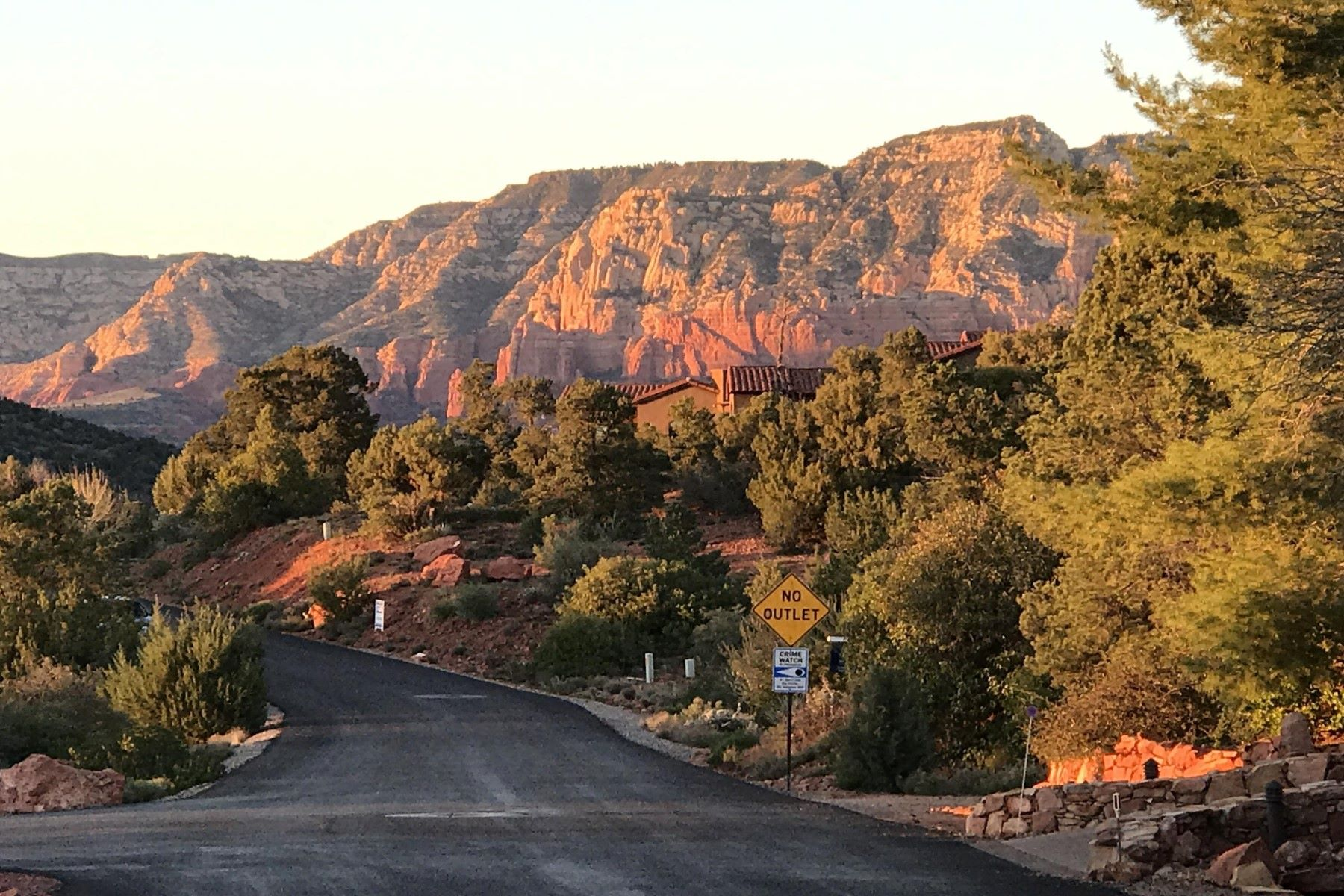 Land for Sale at Stunning, almost half acre lot in the prestigious subdivision of Mystic Hills 120 E Mallard Drive, Sedona, Arizona, 86336 United States