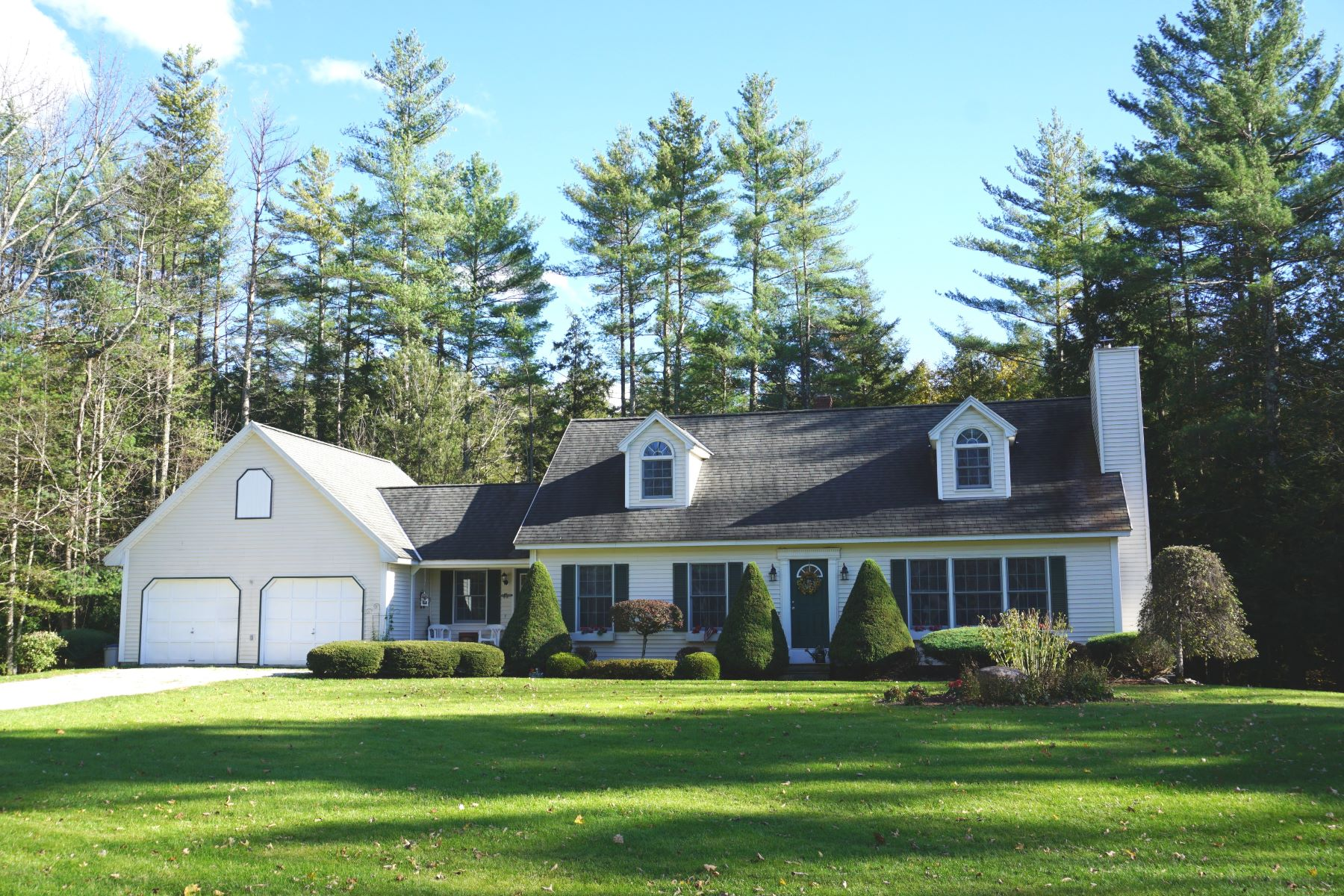 Single Family Home for Sale at WALLINGFORD - 10 ACRES 900 Haven Hill Rd Wallingford, Vermont 05773 United States