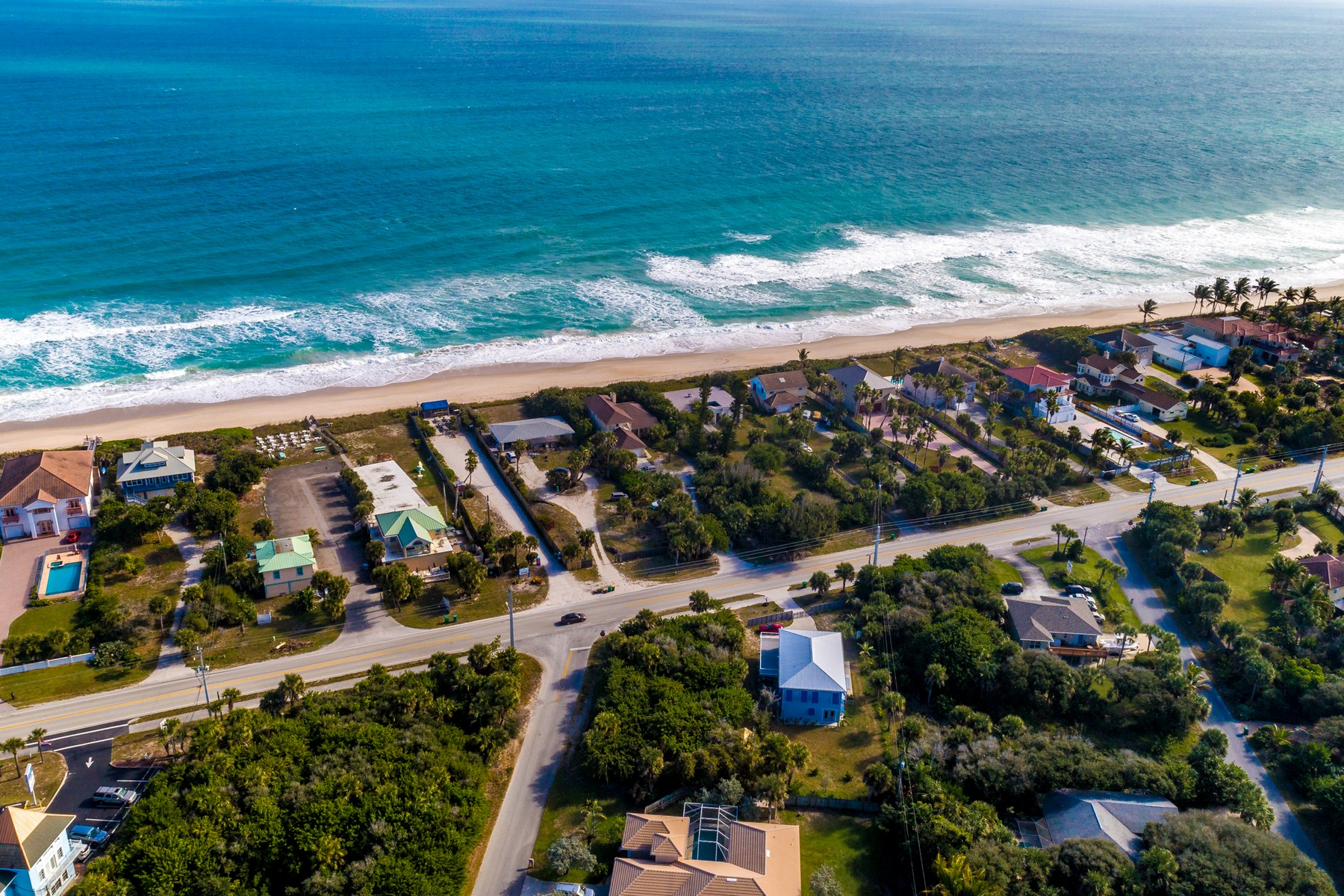 Beautiful home site in ideal Melbourne Shores. 5950 Highway A1A Melbourne Beach, Floride 32951 États-Unis
