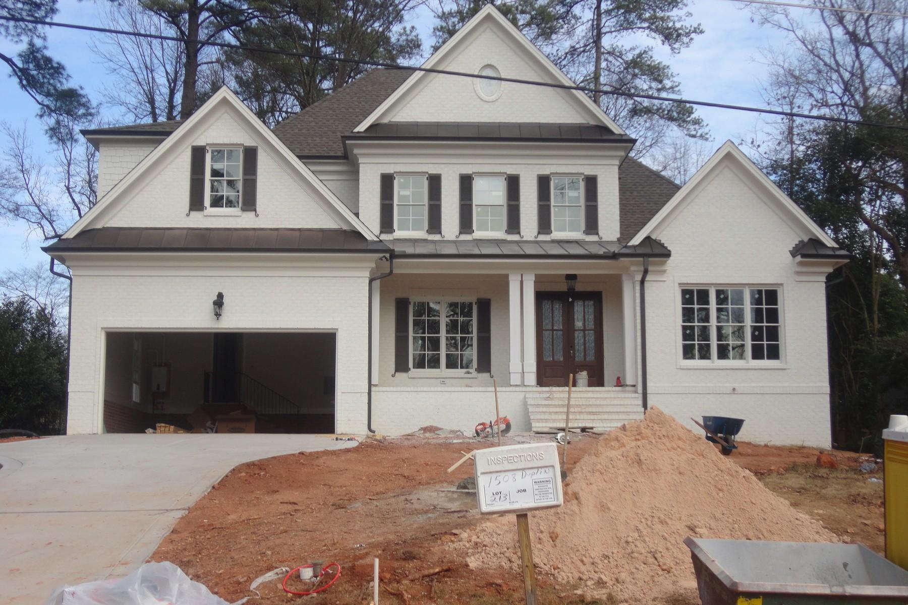 Villa per Vendita alle ore 1508 Duplin Road Raleigh, Carolina Del Nord, 27607 Stati Uniti