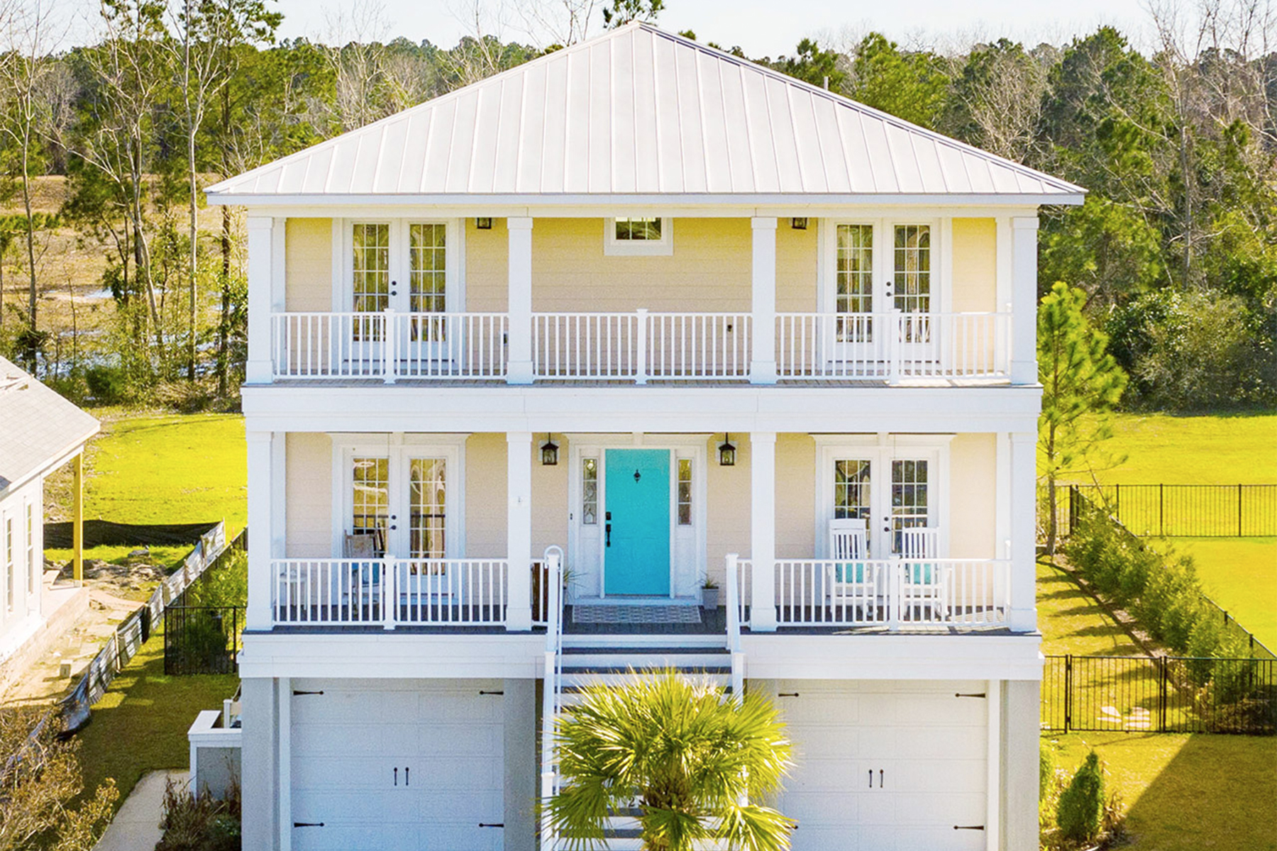 Single Family Homes for Sale at 1297 East Isle of Palms Ave Myrtle Beach, South Carolina 29579 United States