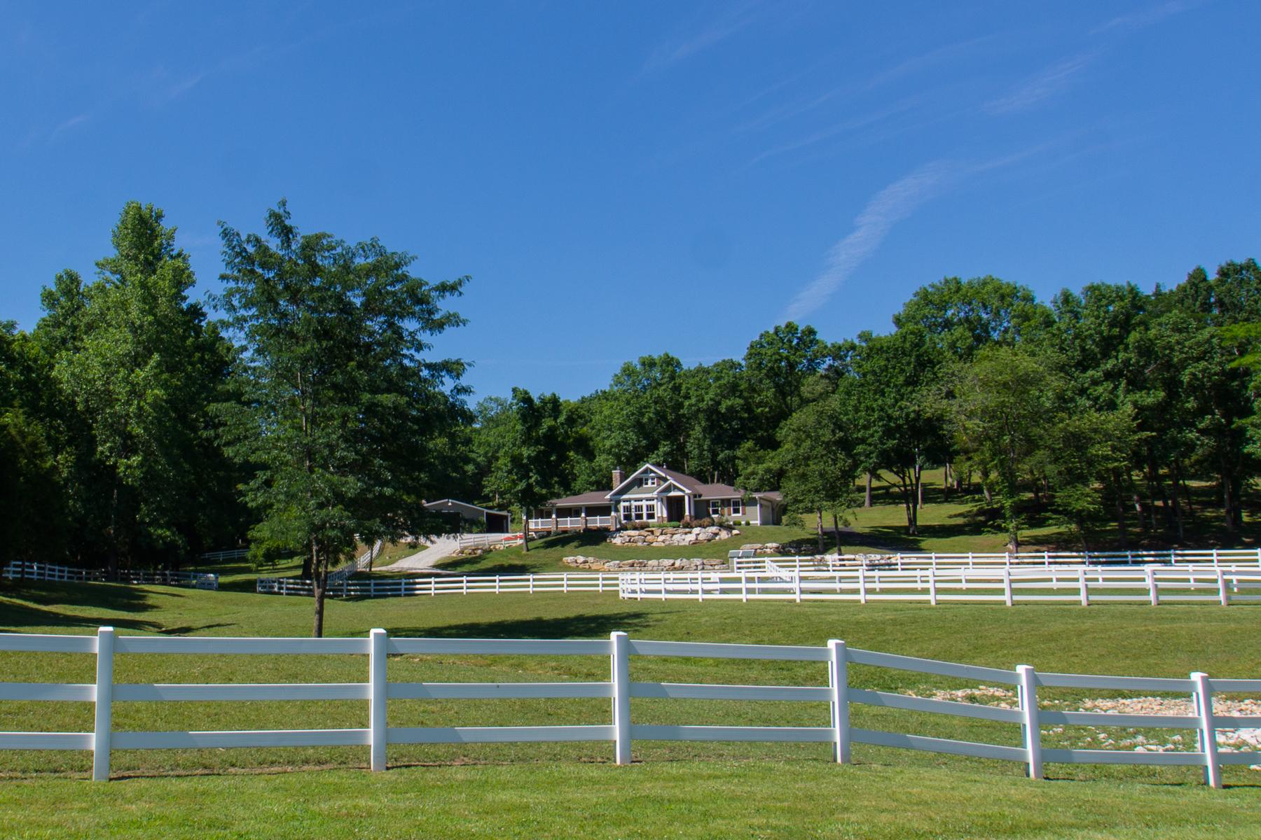 Single Family Home for Sale at Whitsetts Ford Rd 3429 Whitsetts Fork Road Glencoe, Missouri, 63038 United States