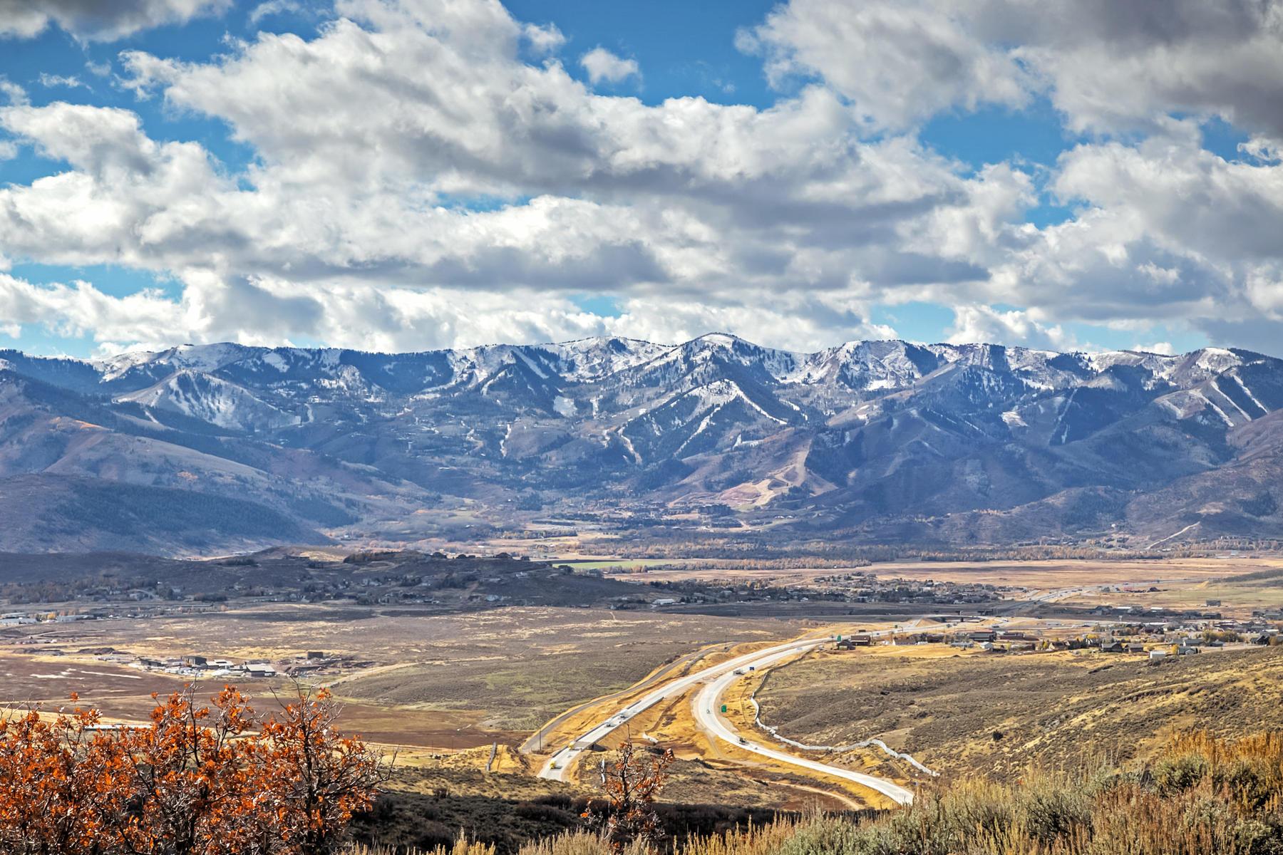 Additional photo for property listing at Big View Promontory Homesite 8606 N Promontory Ridge Rd Lot #2-19 Park City, Utah 84098 États-Unis