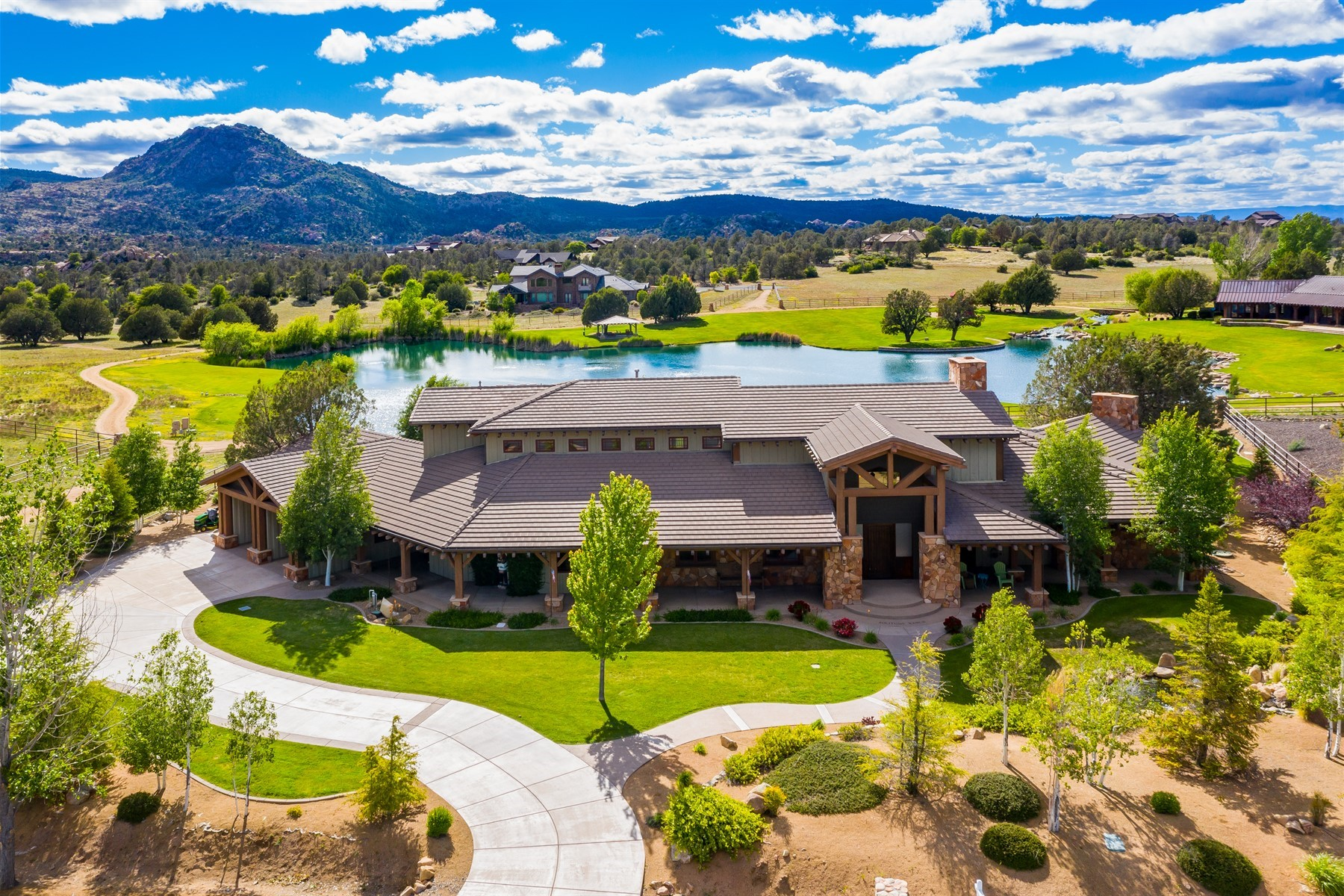 Single Family Homes for Active at 9120 N American Ranch Rd Prescott, Arizona 86305 United States