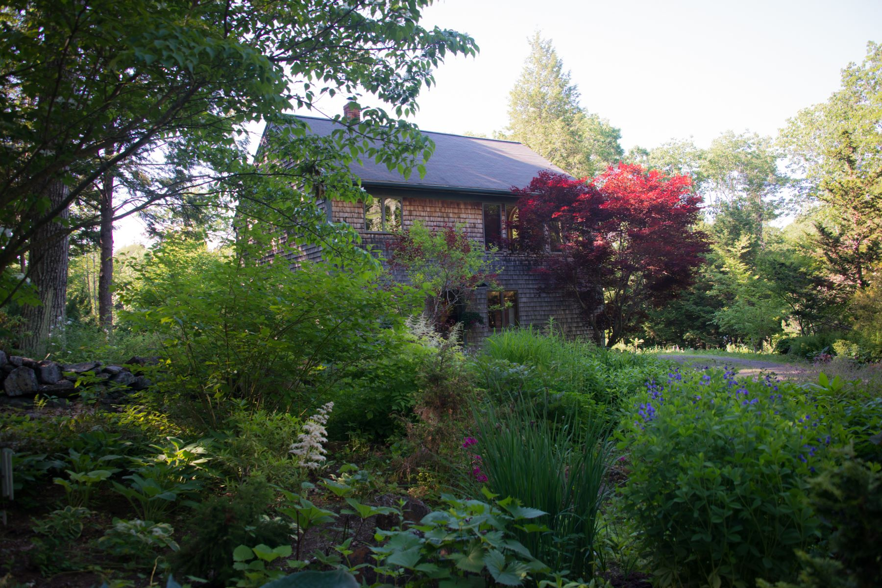 Moradia para Venda às 21 Tuva Trail Lincolnville, Maine, 04849 Estados Unidos