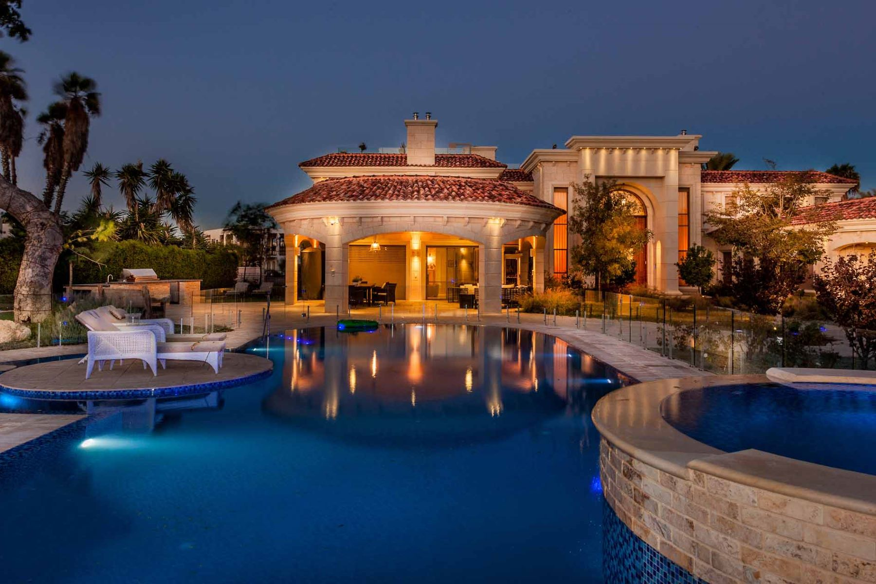 Single Family Home for Sale at Magnificent Ultra-Luxurious Palatial Estate in Caesarea Caesarea, Israel