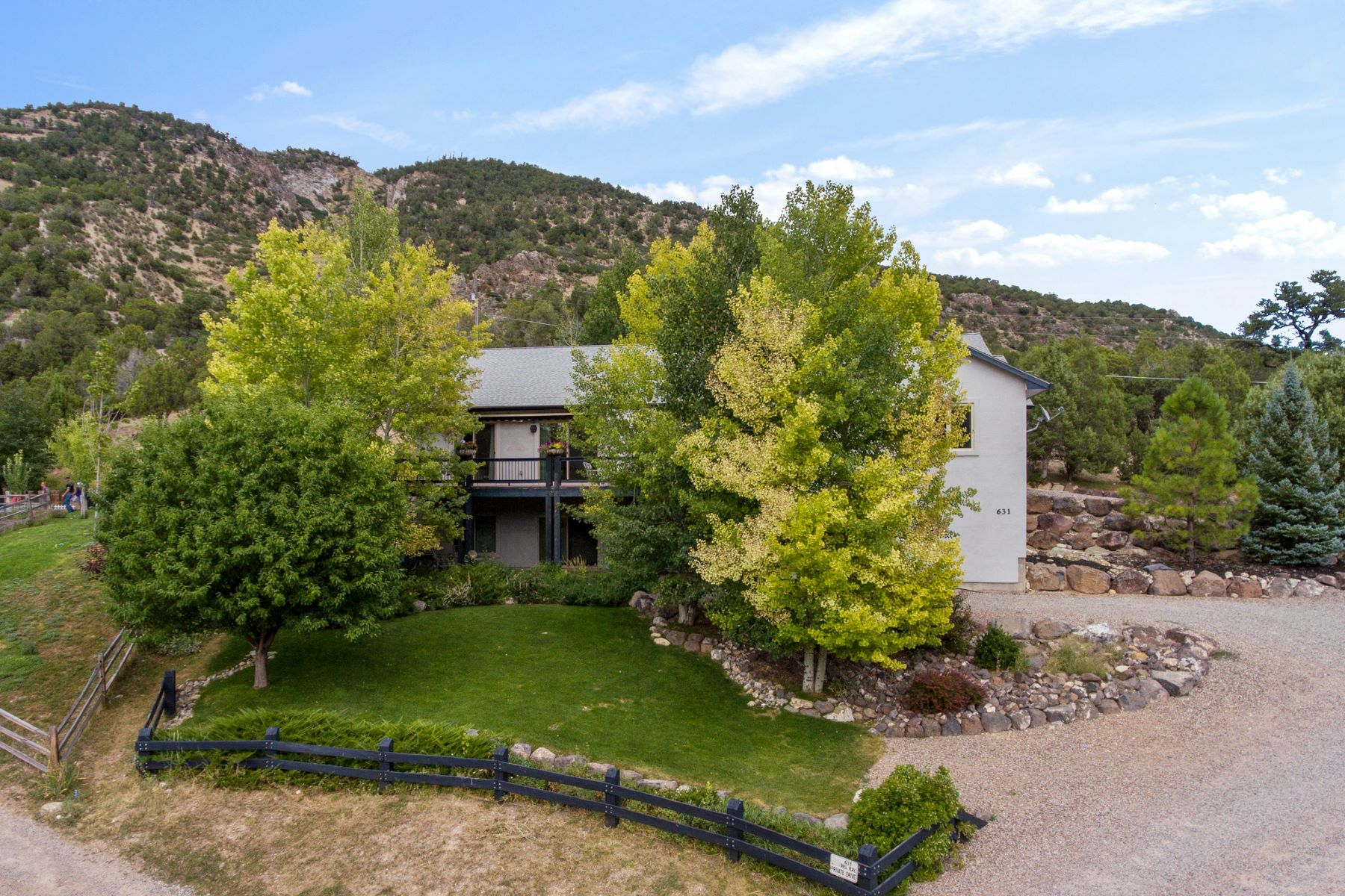 Single Family Homes for Active at WESTERN HILLS, LOT 15 631 Mel Rey Road Glenwood Springs, Colorado 81601 United States