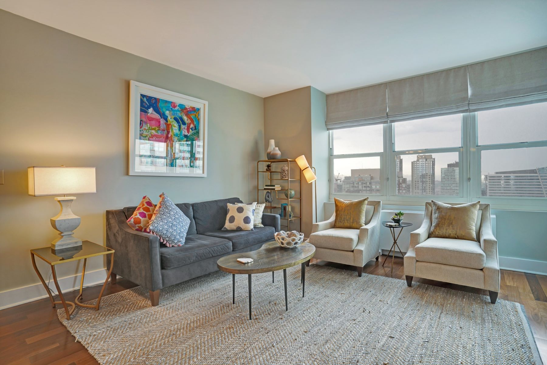 Condominiums for Sale at Luxury Living in Jersey City! 88 Morgan Street #4204 Jersey City, New Jersey 07302 United States