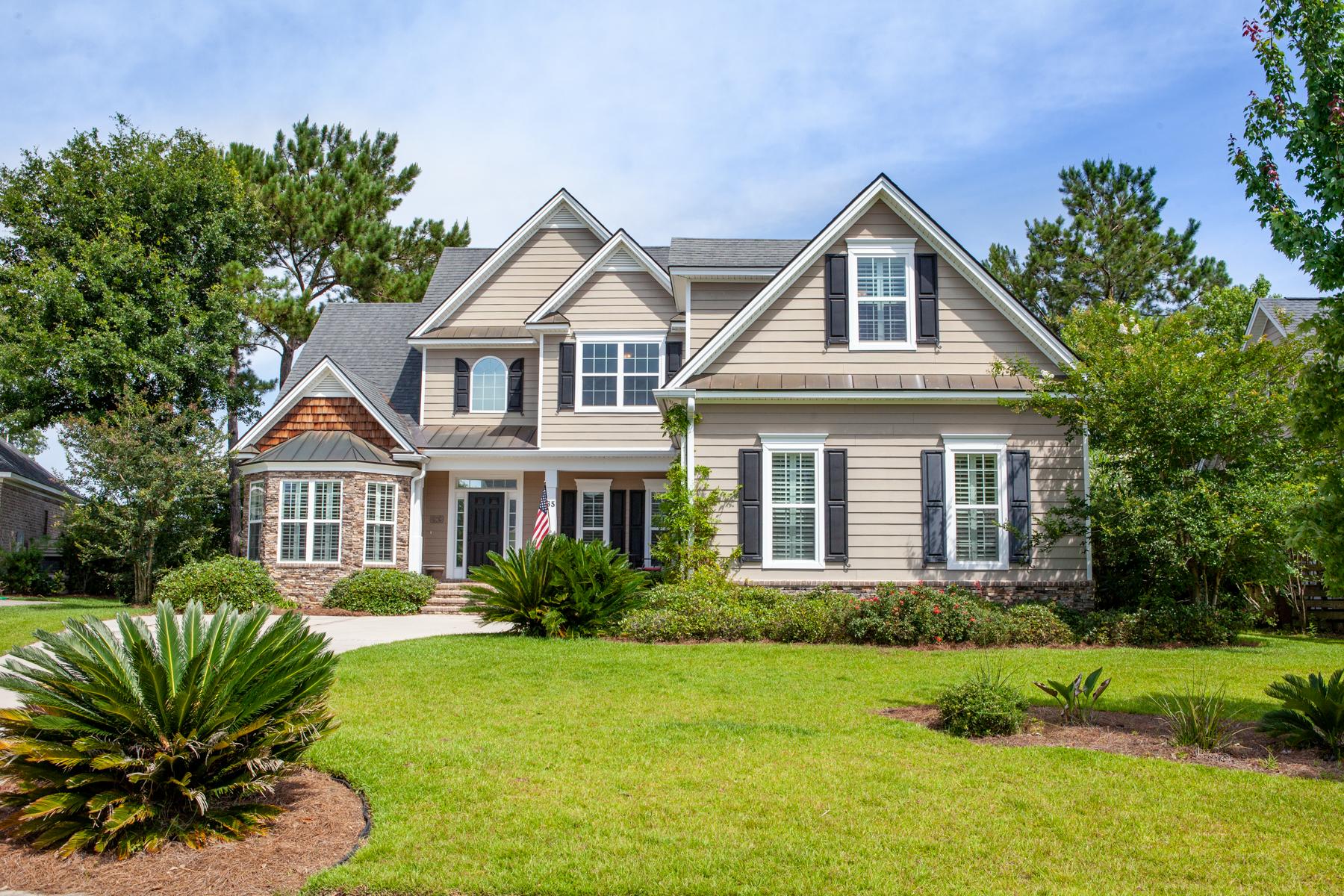 Single Family Homes pour l Vente à Richmond Hill, Georgia 31324 États-Unis