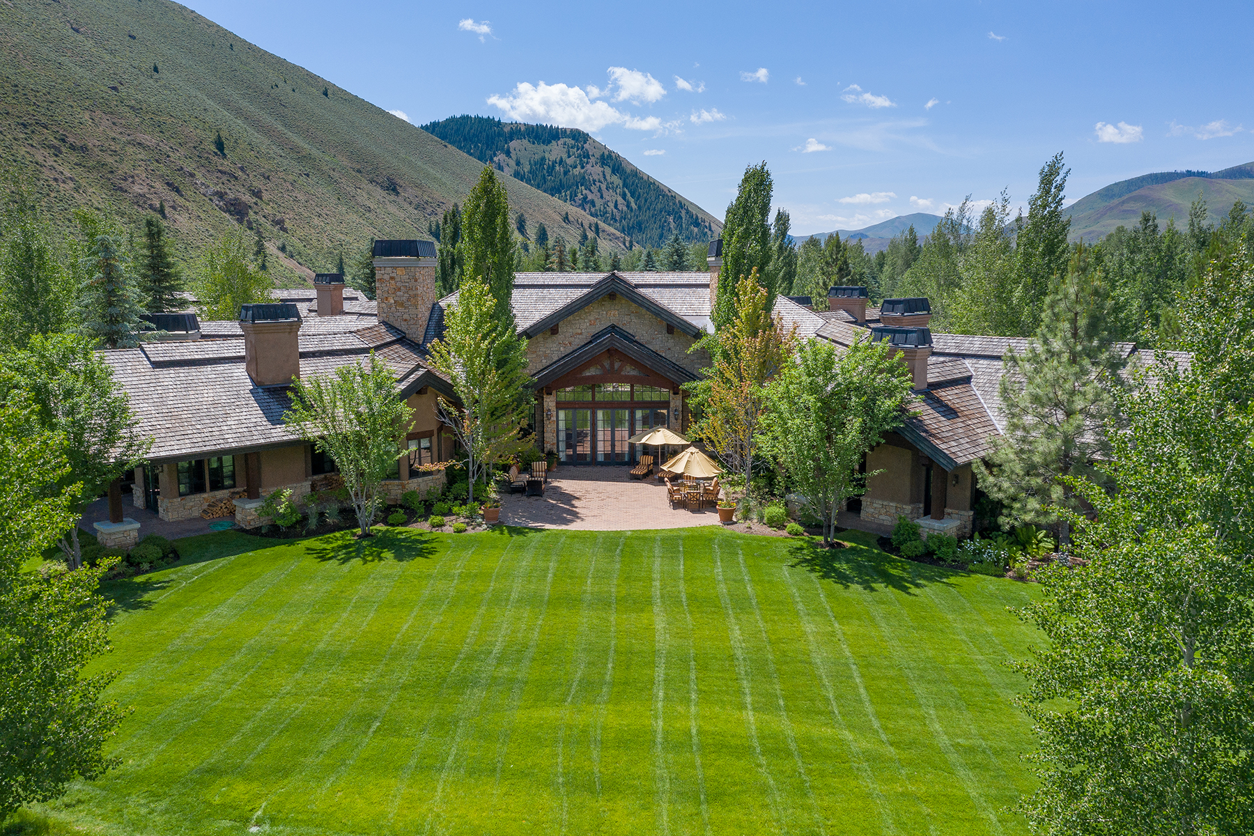 Single Family Homes for Sale at Generational Masterpiece 301 Wall Street Ketchum, Idaho 83340 United States