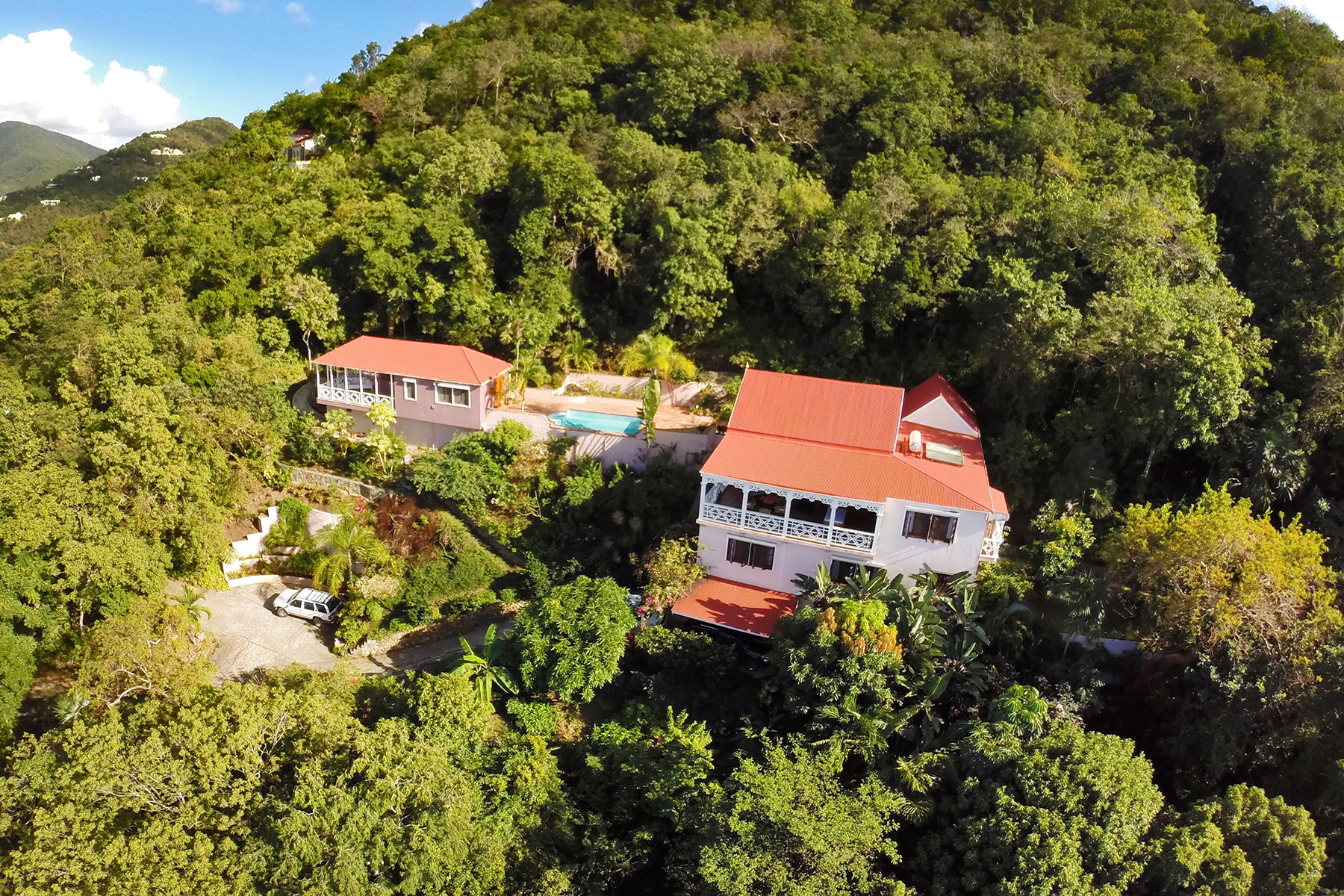 Single Family Home for Sale at Pineapple Place Belmont, Tortola British Virgin Islands