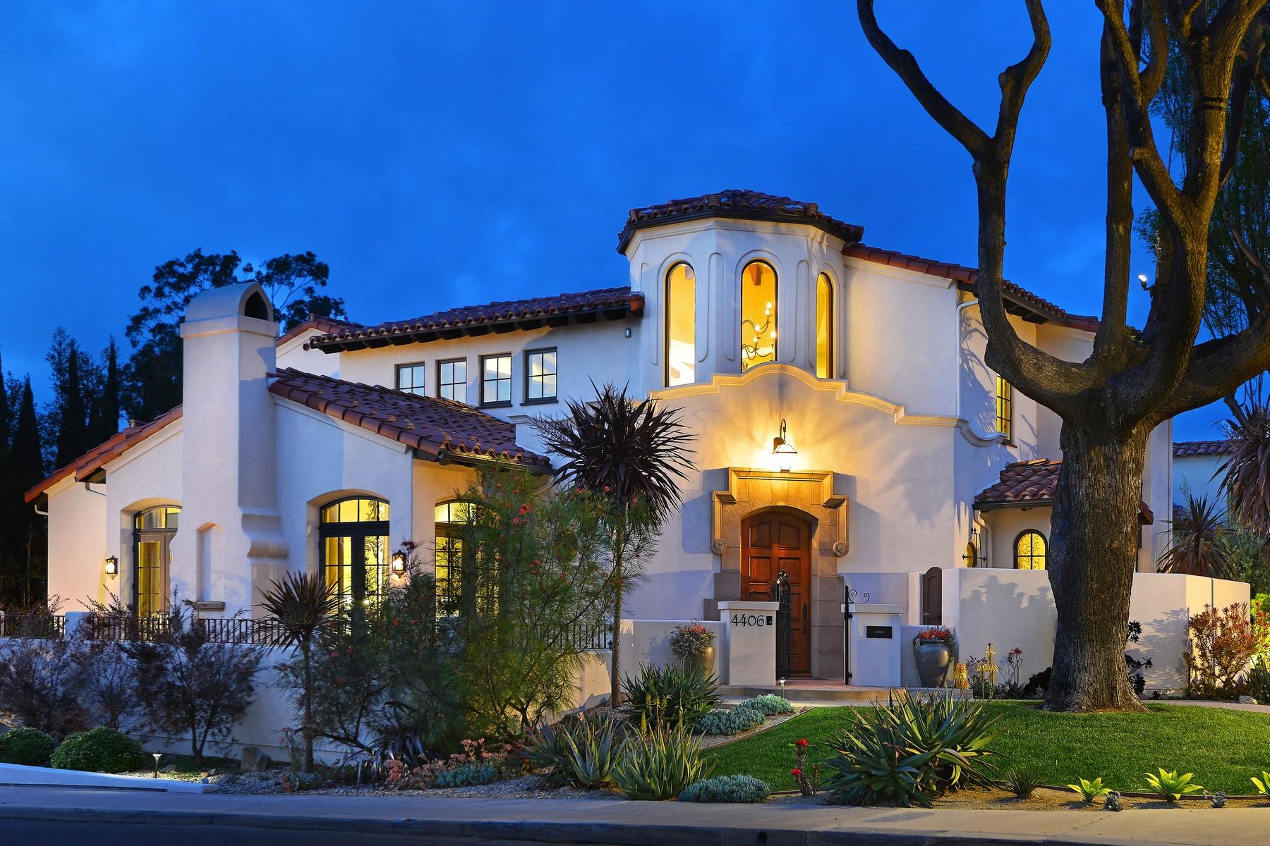 Tek Ailelik Ev için Satış at 4406 Ampudia Street San Diego, Kaliforniya, 92103 Amerika Birleşik Devletleri