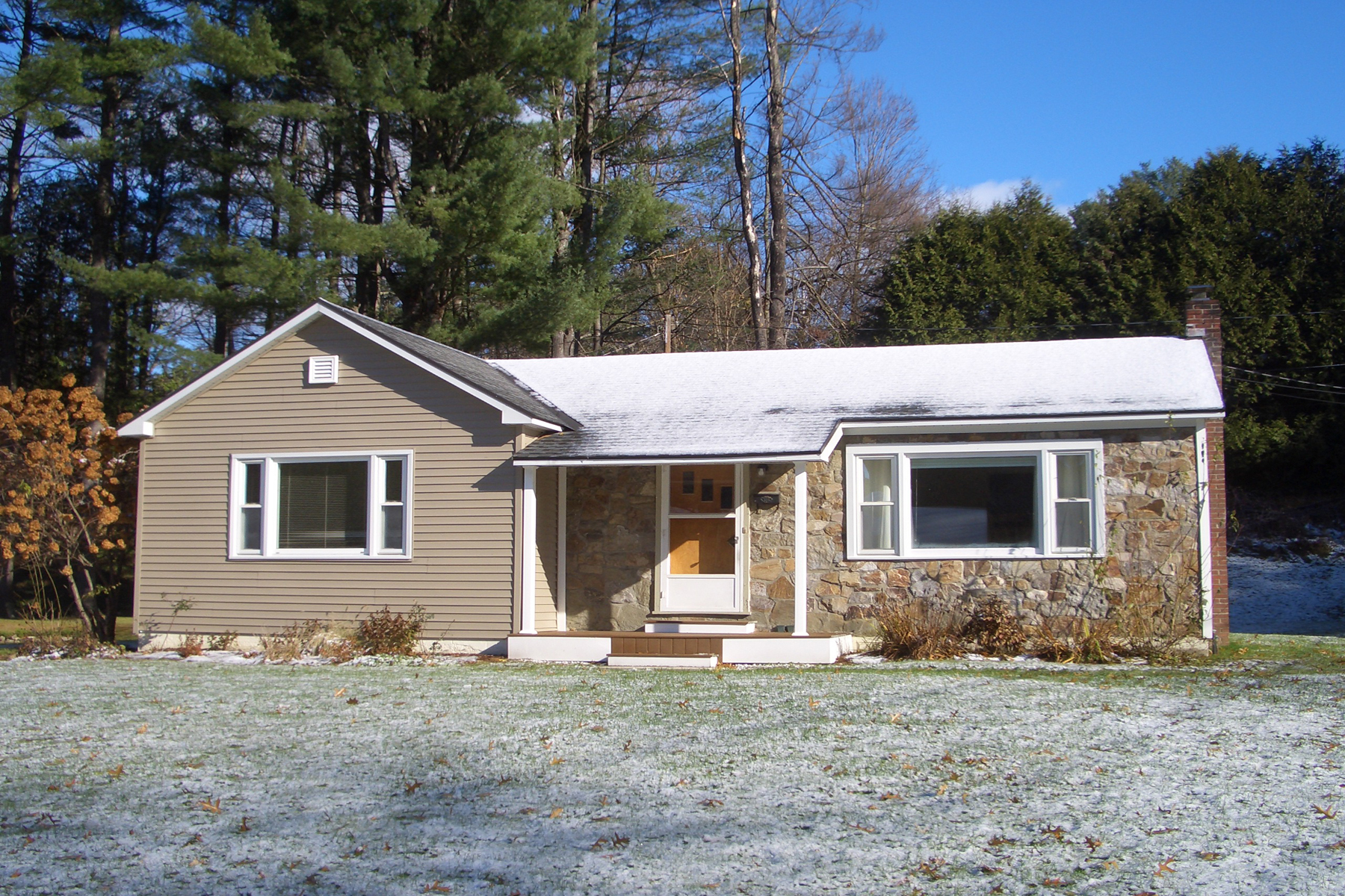 Single Family Home for Sale at Chatterton Park Ranch 88 Park St Proctor, Vermont 05765 United States