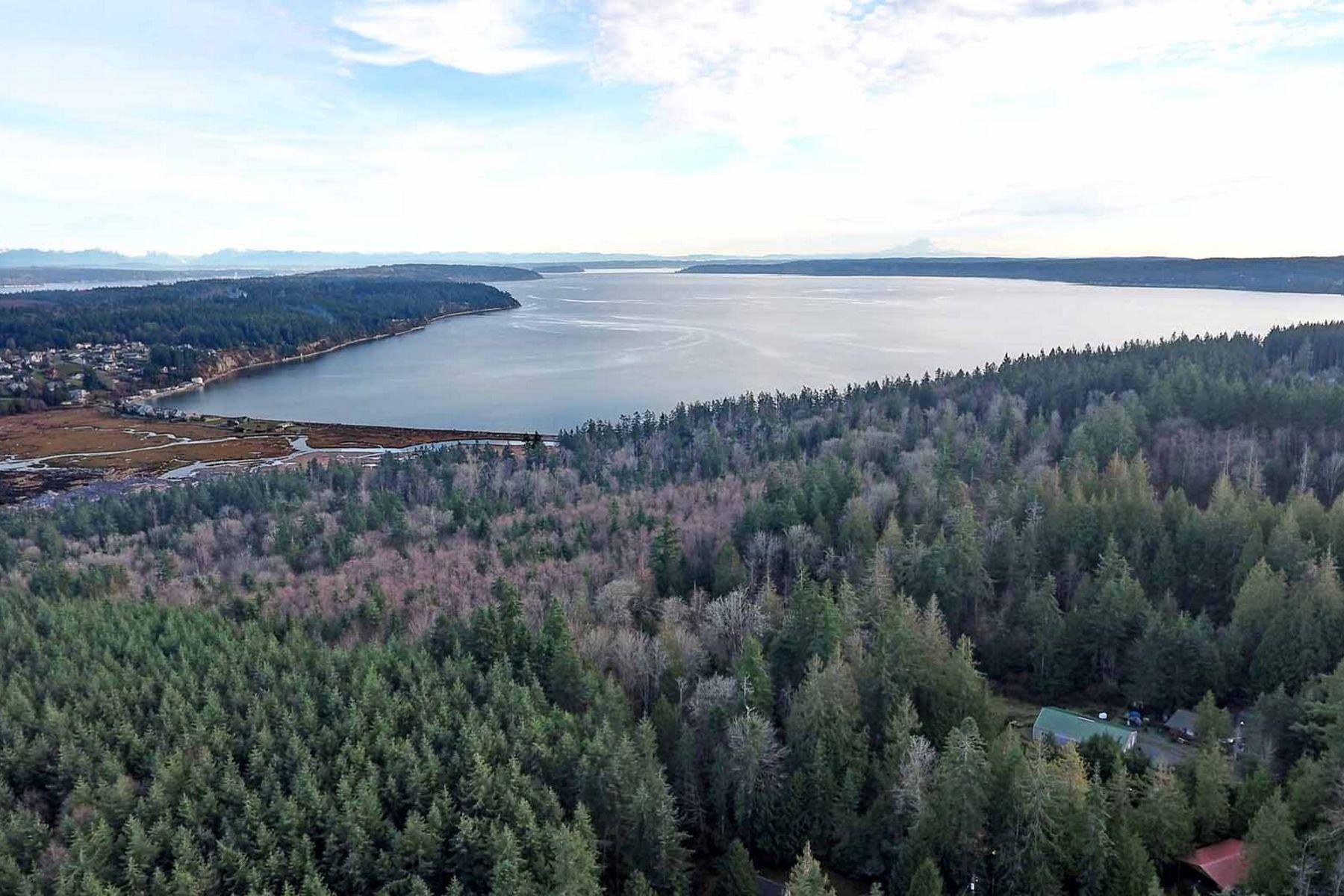 Land for Sale at Camano Island Development Opportunity XXX Shervin Rd., Camano Island, Washington, 98282 United States