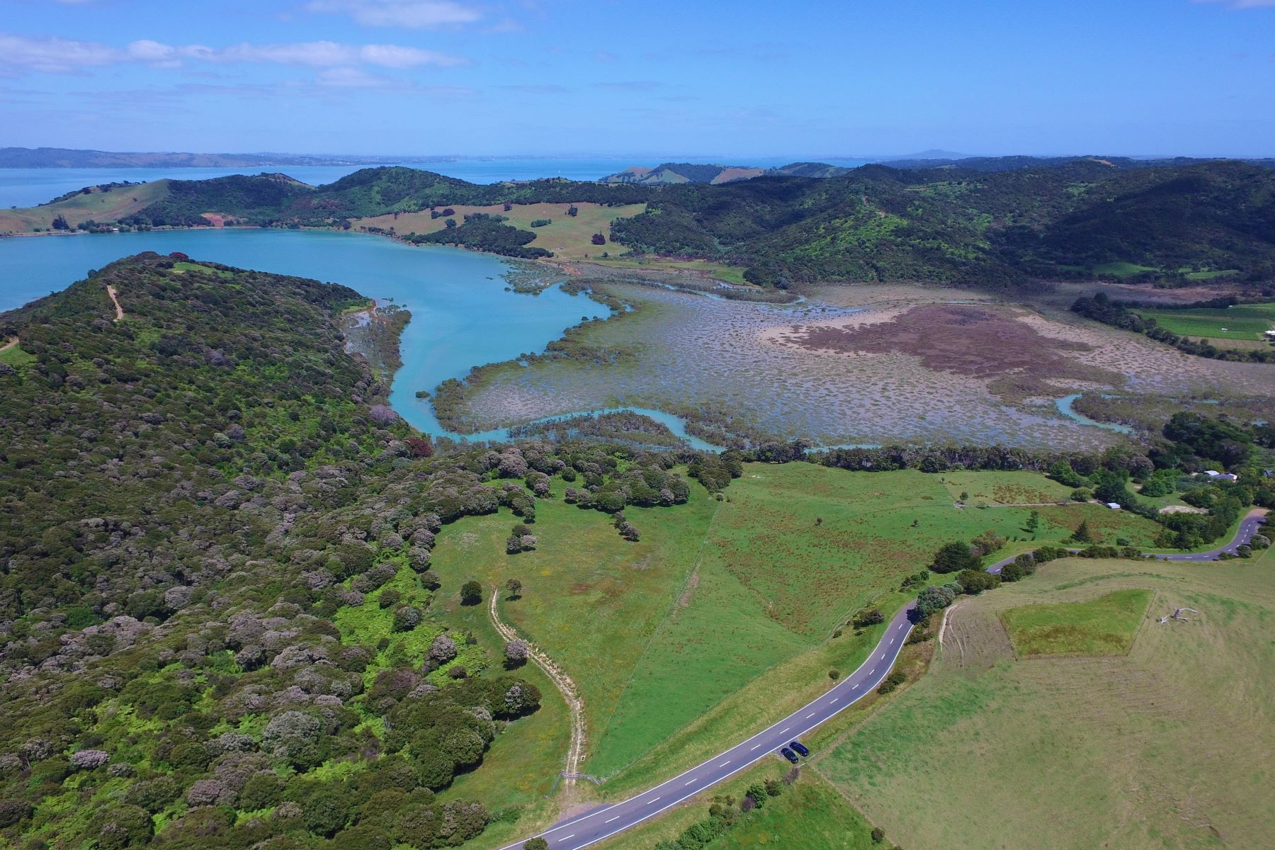 Land for Sale at 588 Orapiu Road Waiheke Island, Auckland, New Zealand