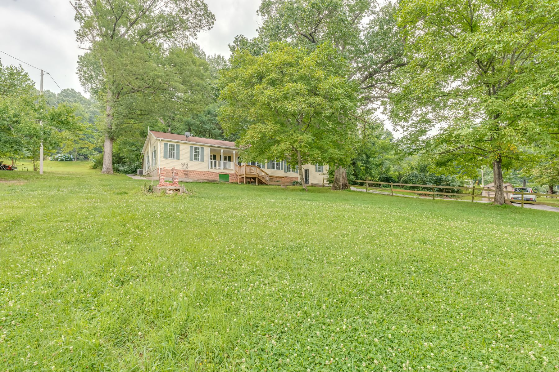 Single Family Homes for Active at 910 Hostler Rd. Harpers Ferry, West Virginia 25425 United States