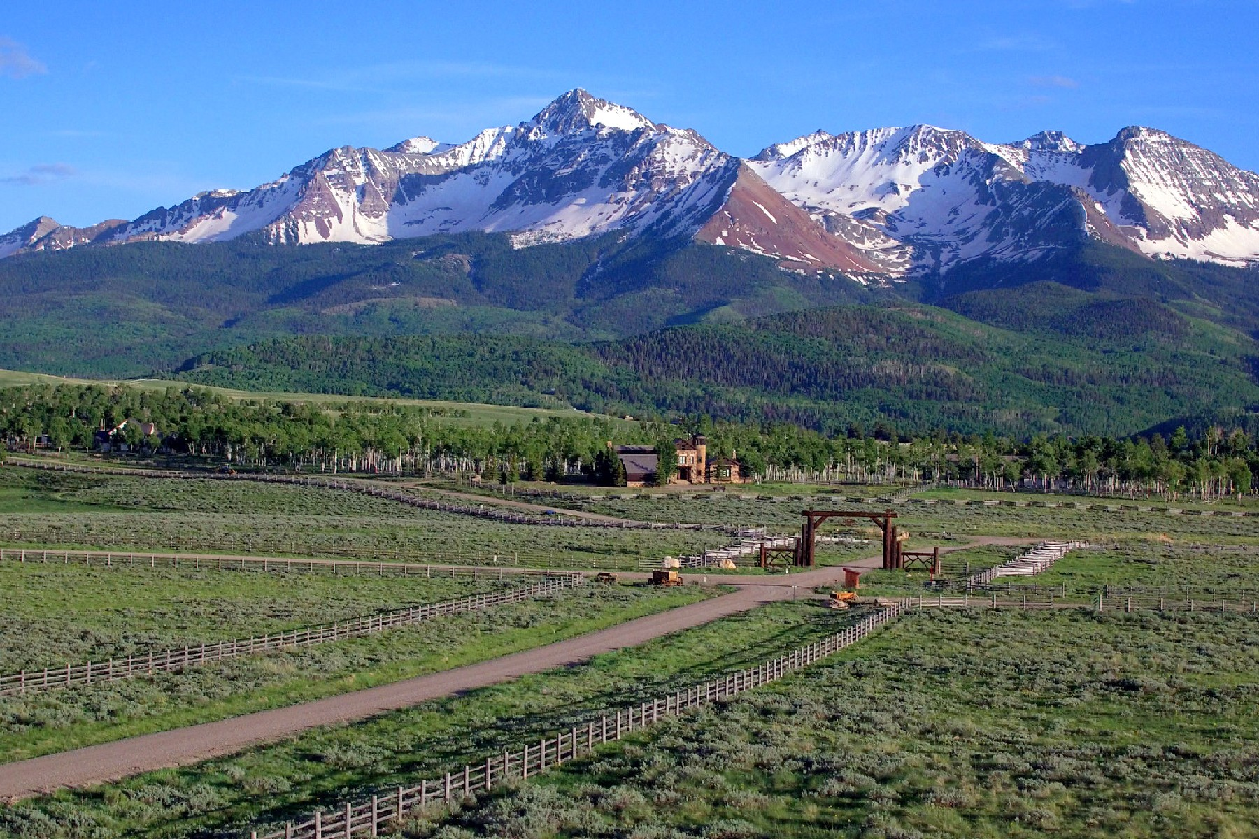 Additional photo for property listing at Berman Buckskin Ranch 1305 Anderson Road Telluride, Colorado 81435 United States