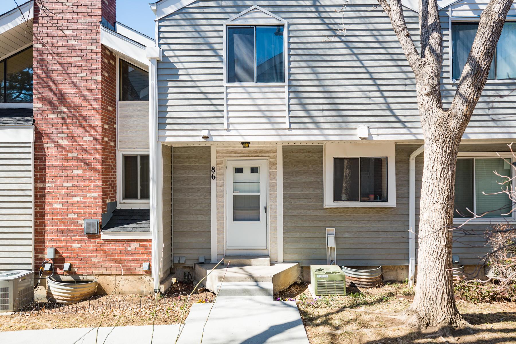 Частный односемейный дом для того Продажа на 86 South Nome Street Aurora, Колорадо, 80012 Соединенные Штаты