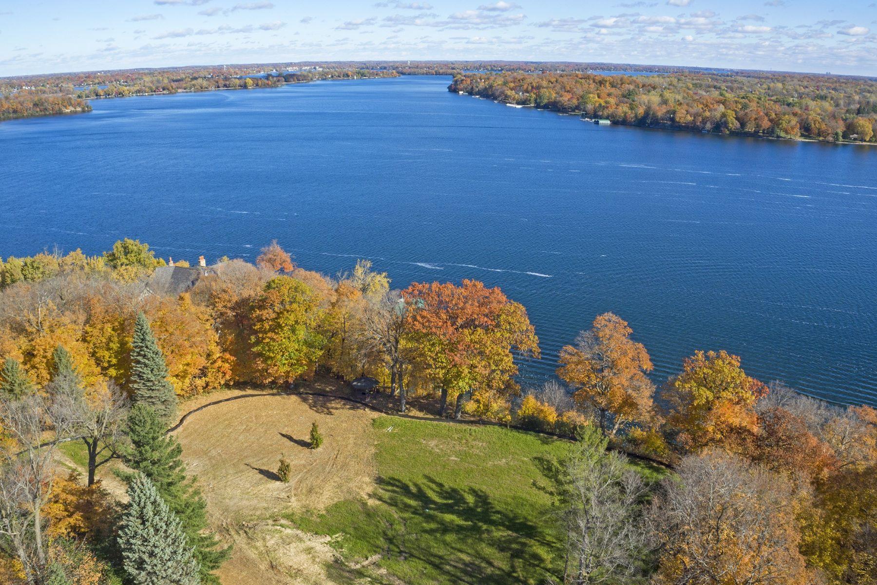 土地,用地 为 销售 在 6455 Hawks Pointe Lane 扎塔, 明尼苏达州 55331 美国