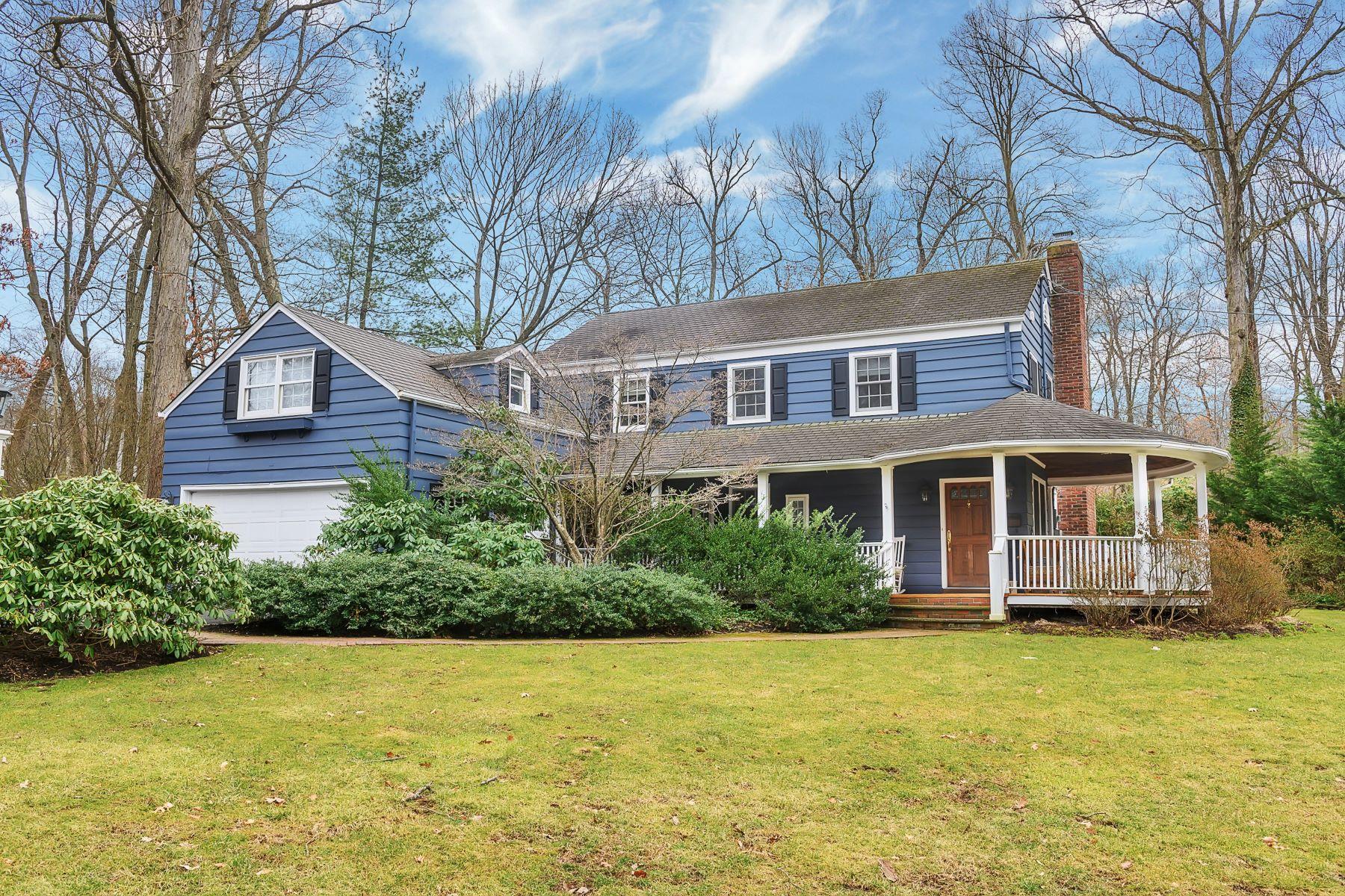 Single Family Homes 용 임대 에 Lots Of Charm 159 Hillcrest Avenue, Summit, 뉴저지 07901 미국