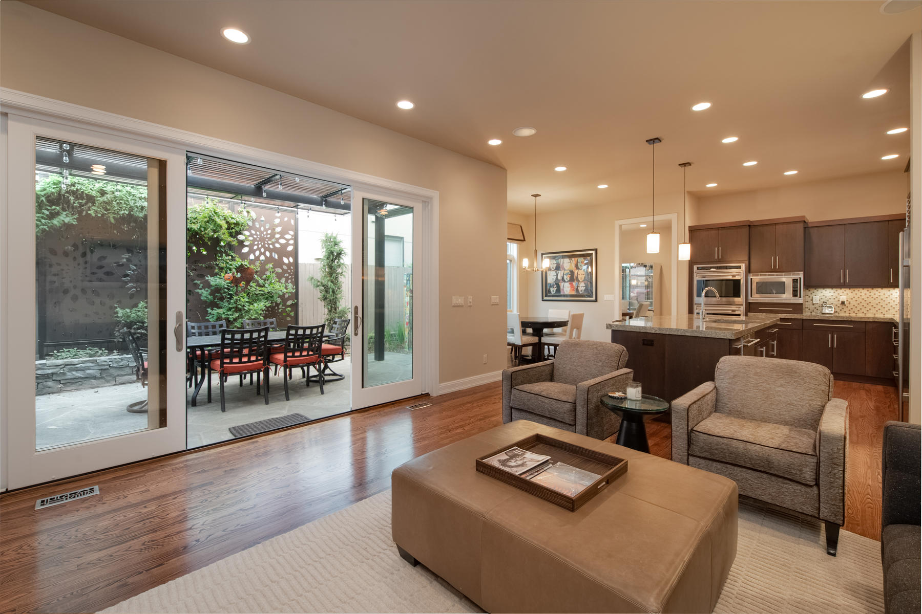 Property for Active at This Townhome Encompasses The Vibrant Lifestyle And Walk-Ability 557 Steele St Denver, Colorado 80206 United States