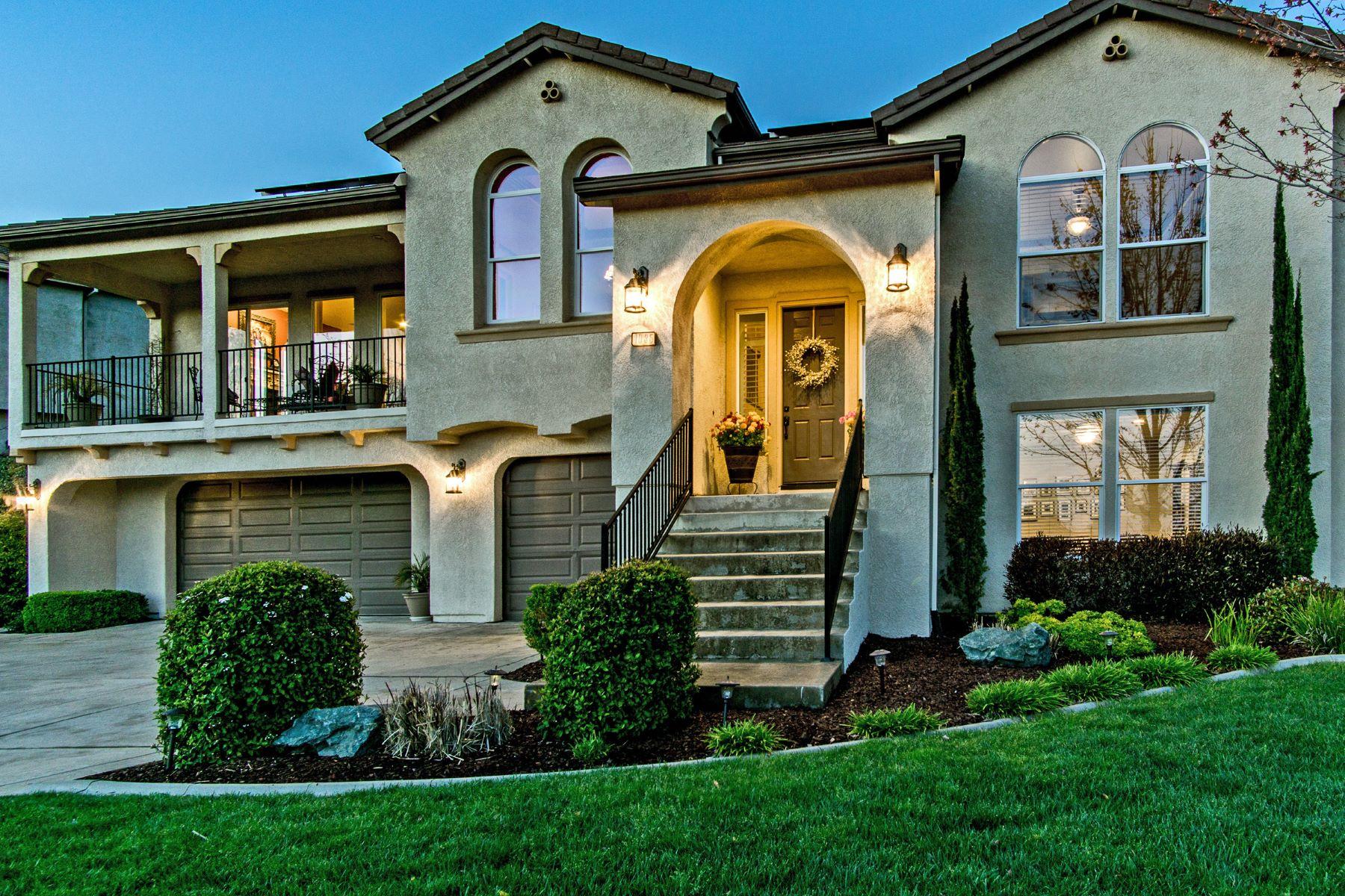 Casa Unifamiliar por un Venta en Pristine Promontory Gem 1035 Venezia Drive El Dorado Hills, California 95762 Estados Unidos