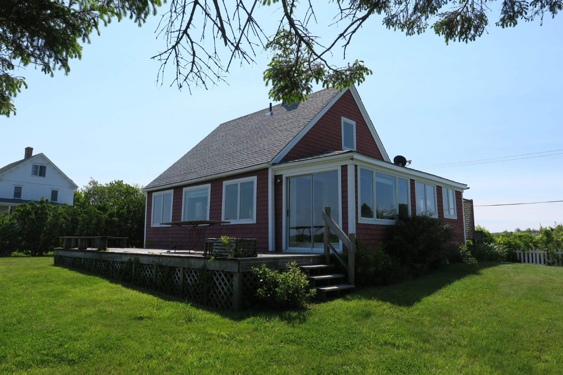 Single Family Homes for Sale at 838 Center Road Block Island, Rhode Island 02807 United States