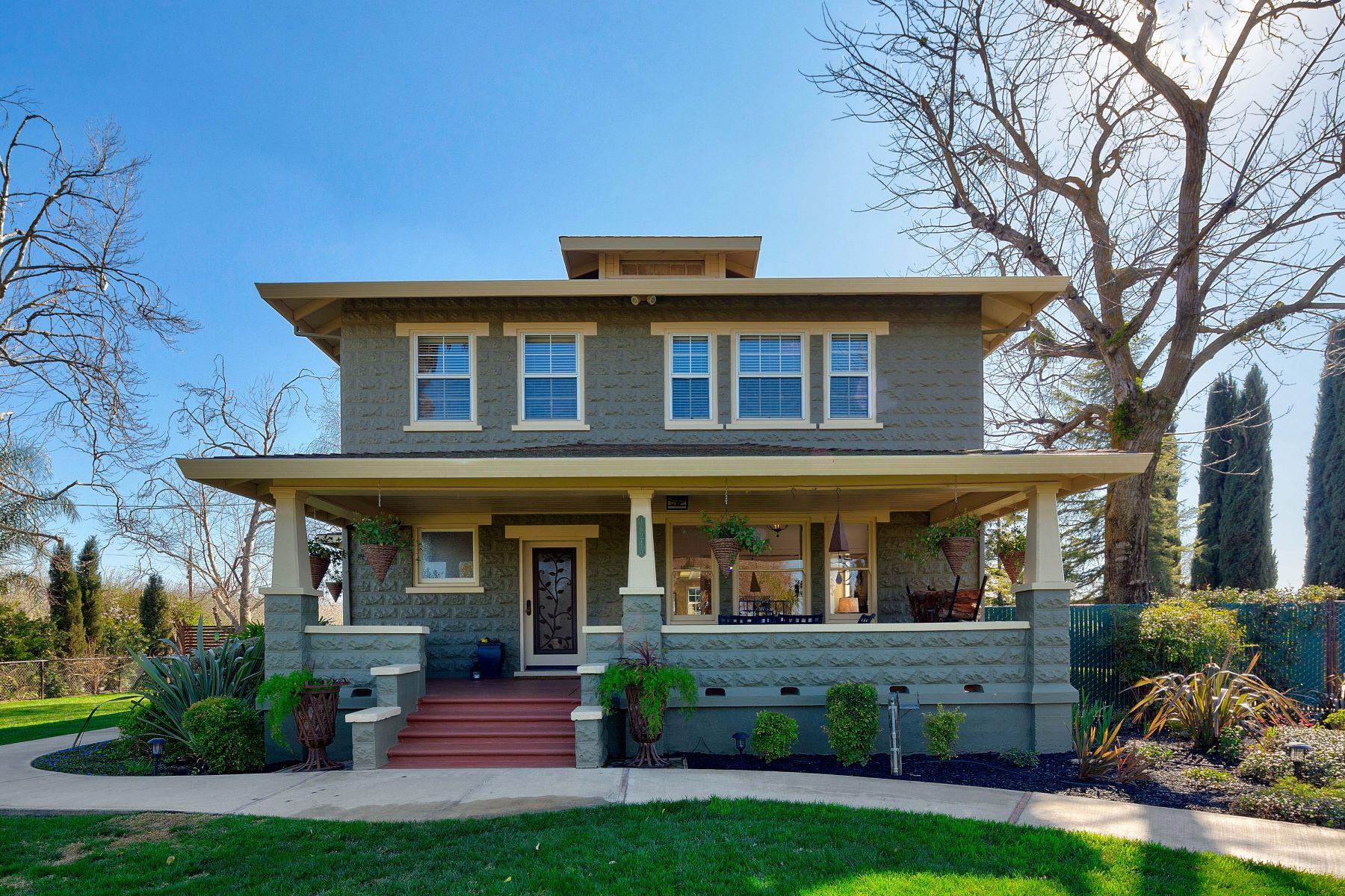 Single Family Homes para Venda às Charming Country Estate 36245 County Road 24, Woodland, Califórnia 95695 Estados Unidos