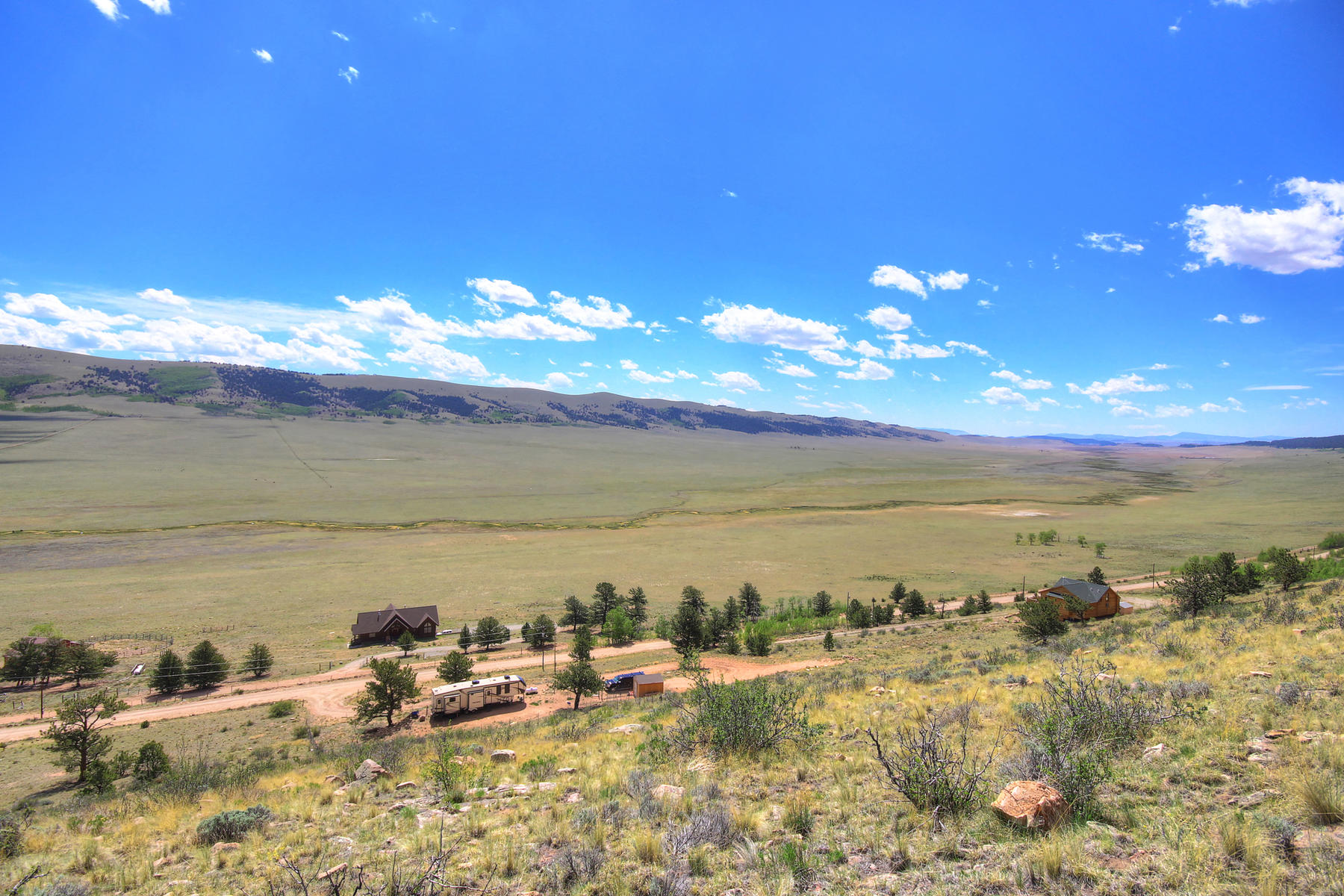 Land for Active at DeVoy Land 3415 Redhill Road Fairplay, Colorado 80440 United States