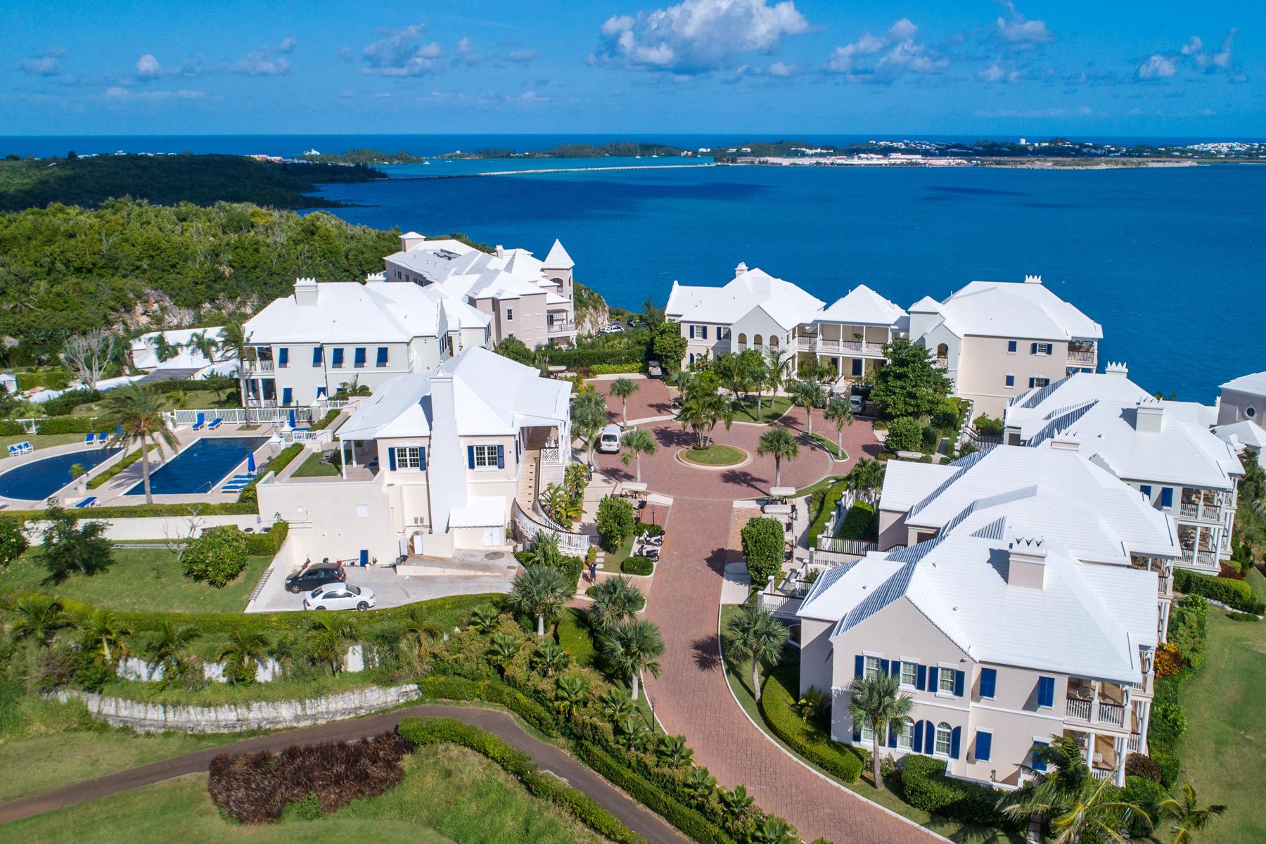 Fractional Ownership Properties for Active at Tucker's Point Golf Villa - 3 Bedroom St Georges Parish, Bermuda Bermuda
