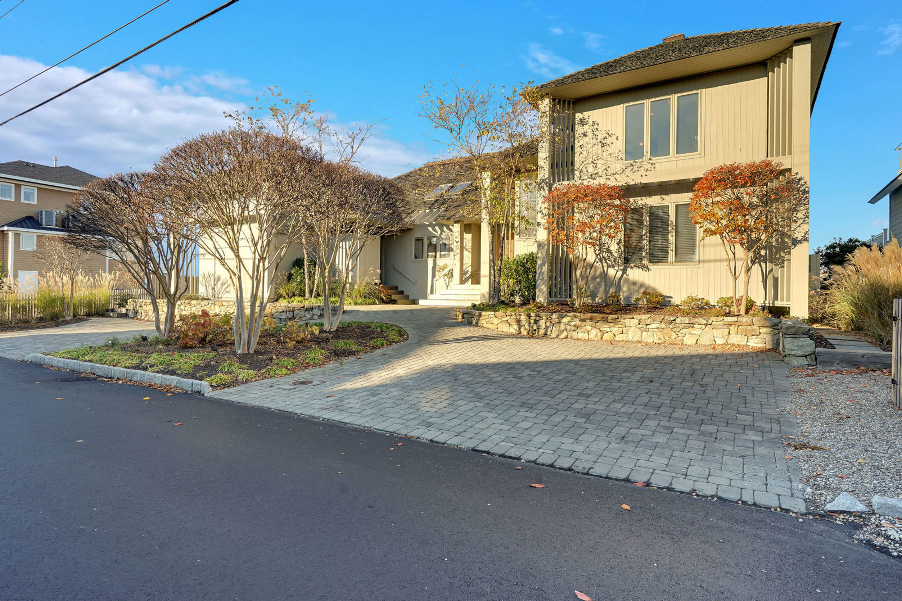 Single Family Home for Sale at Spectacular Covefront Home In Prime Waterfront Location 272 Harbor COurt, Normandy Beach, New Jersey 08739 United States
