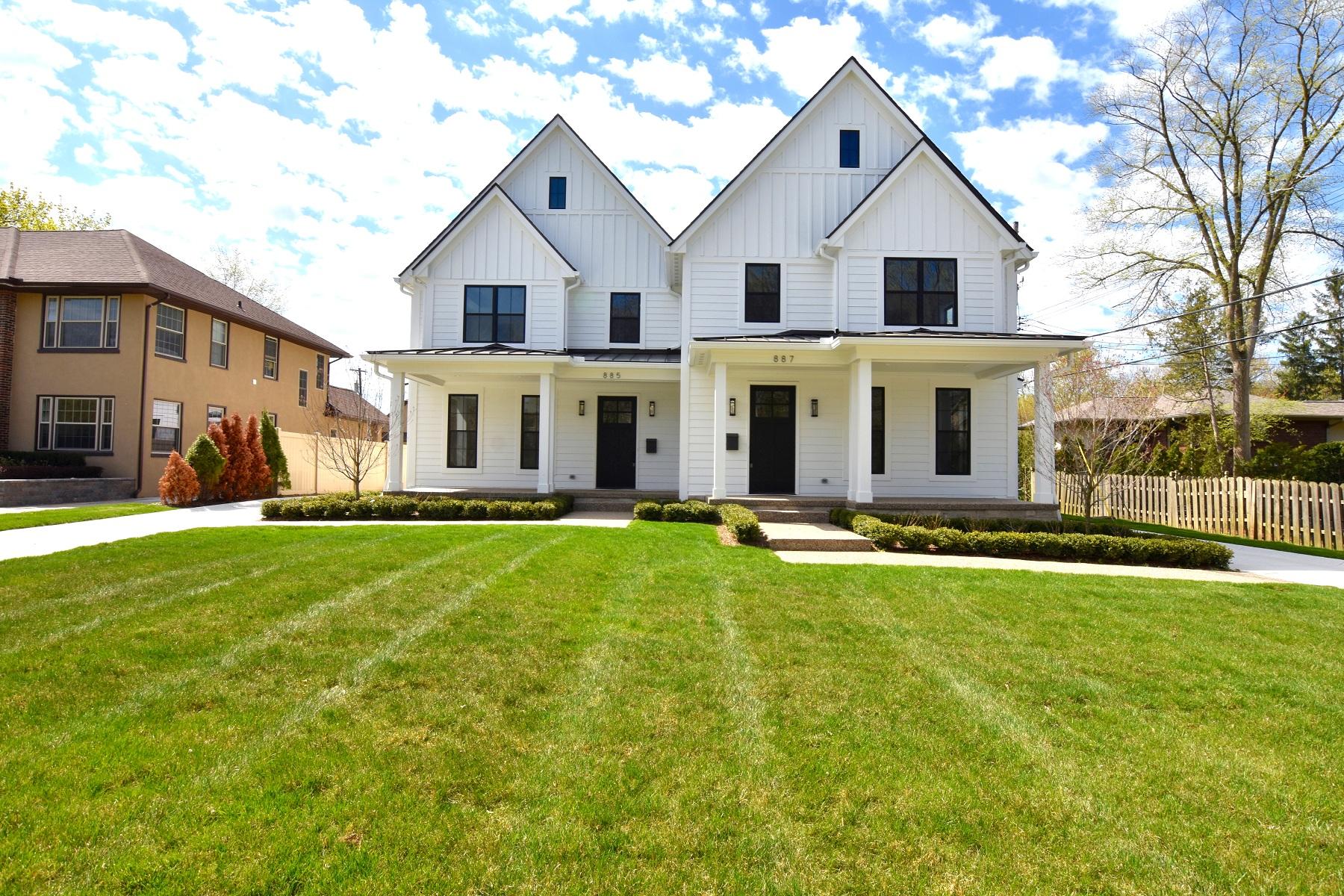 townhouses for Sale at Birmingham 887 Redding Road Birmingham, Michigan 48009 United States