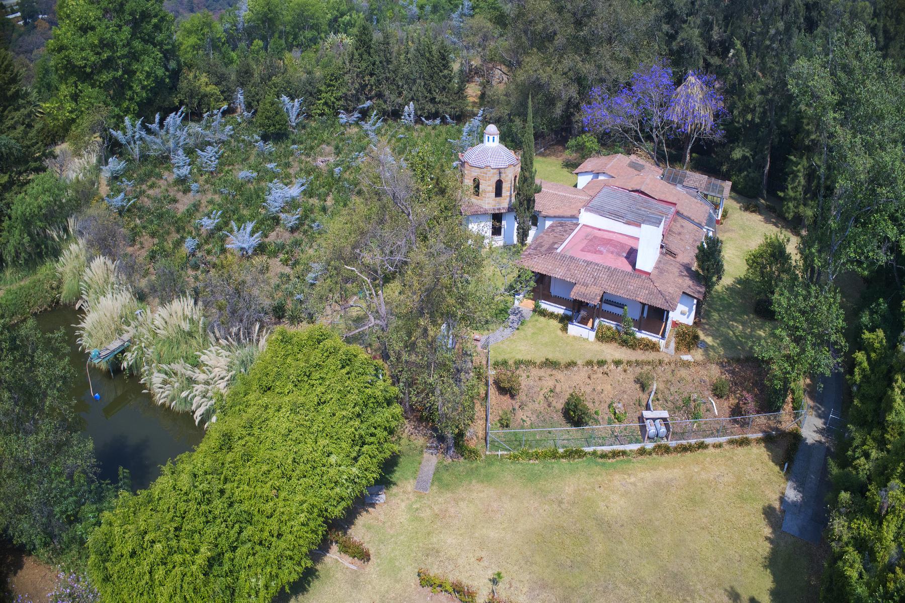 农场 / 牧场 / 种植园 为 销售 在 Hacienda El Rincon Ixtapan De La Sal, 墨西哥的城市 51783 墨西哥