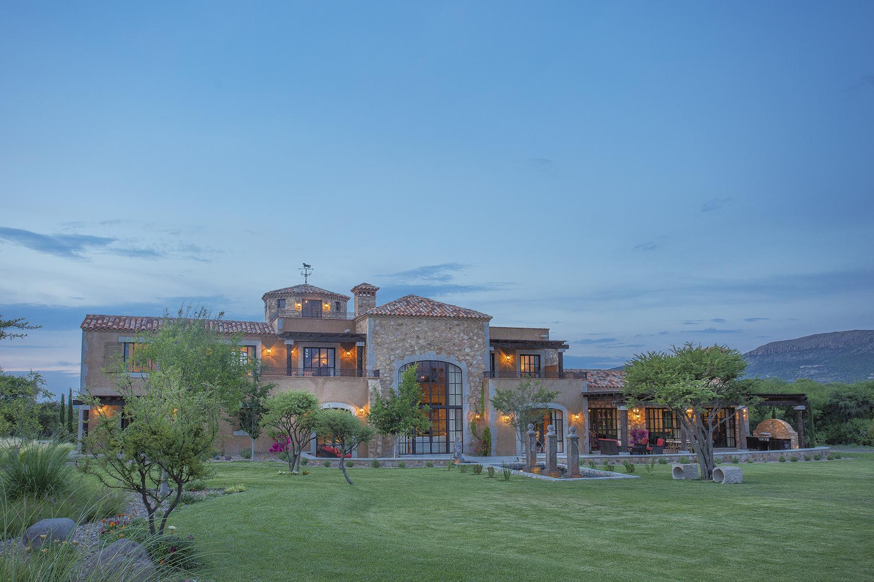 一戸建て のために 売買 アット Rancho Savanah Rancho Savanah Marroquin de Abajo San Miguel De Allende, Guanajuato, 37883 メキシコ