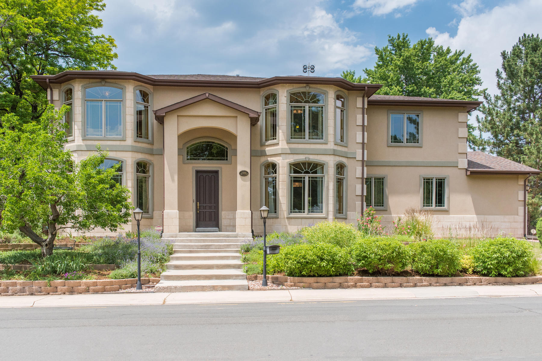 Single Family Home for Active at One-Of-A-Kind Custom Residence In Cherry Creek School District! 2203 South Dallas Street Denver, Colorado 80231 United States