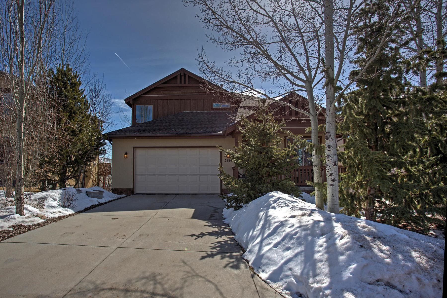 Tek Ailelik Ev için Satış at Beautifully Remodeled and Impeccably Maintained 5996 Fairview Dr Park City, Utah, 84098 Amerika Birleşik Devletleri