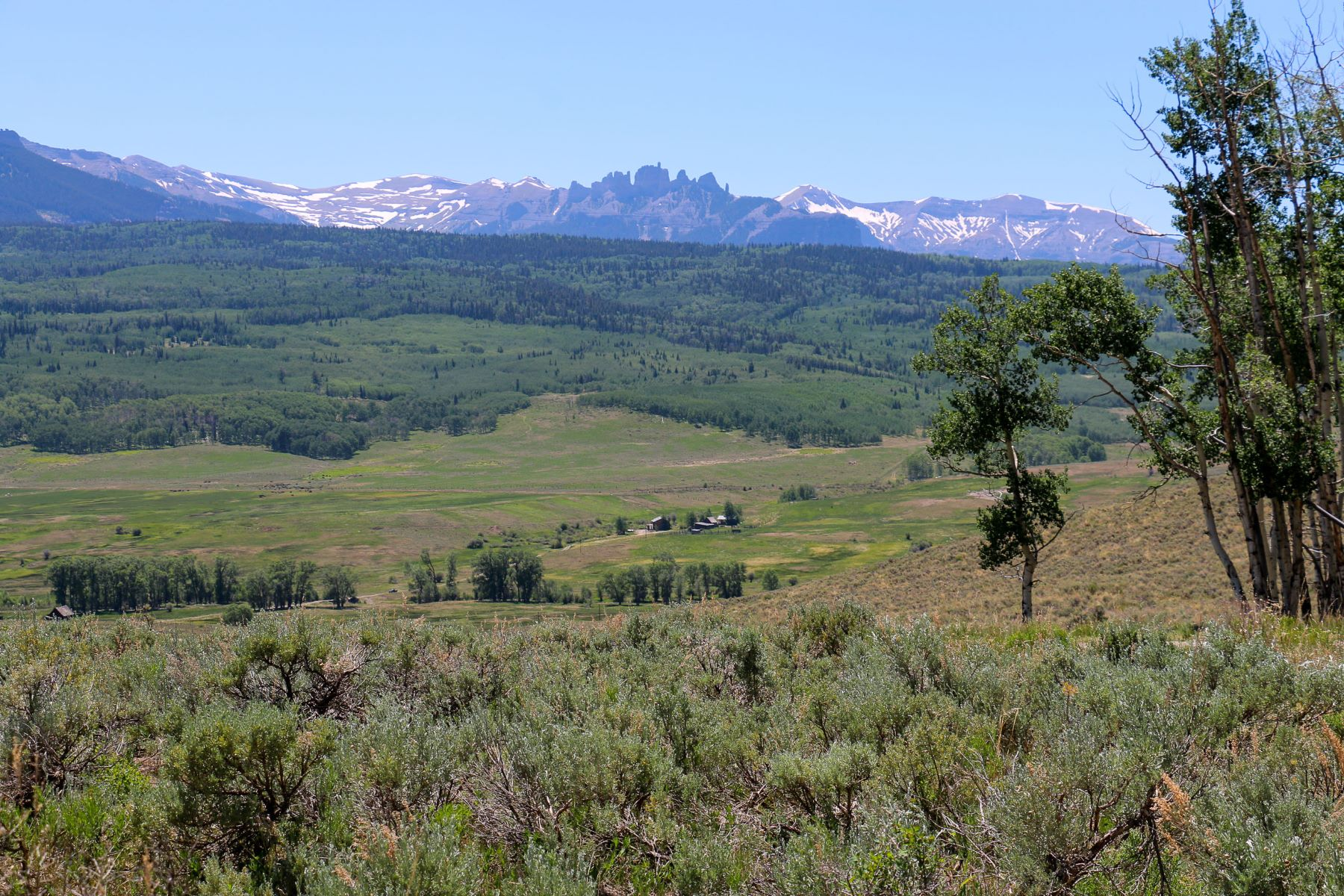 Land for Active at Lot 33 at Star Mountain Ranch TBD Castle Drive Gunnison, Colorado 81230 United States