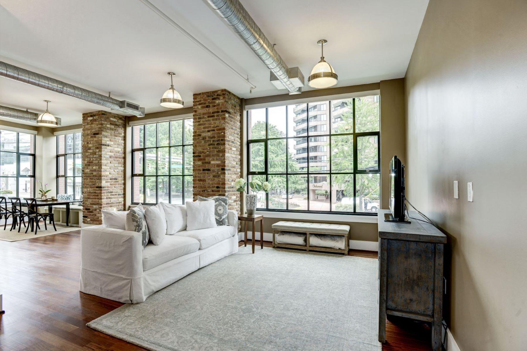 Condominiums for Active at Sublime Loft Living 1600 Clarendon Blvd #w208 Arlington, Virginia 22209 United States