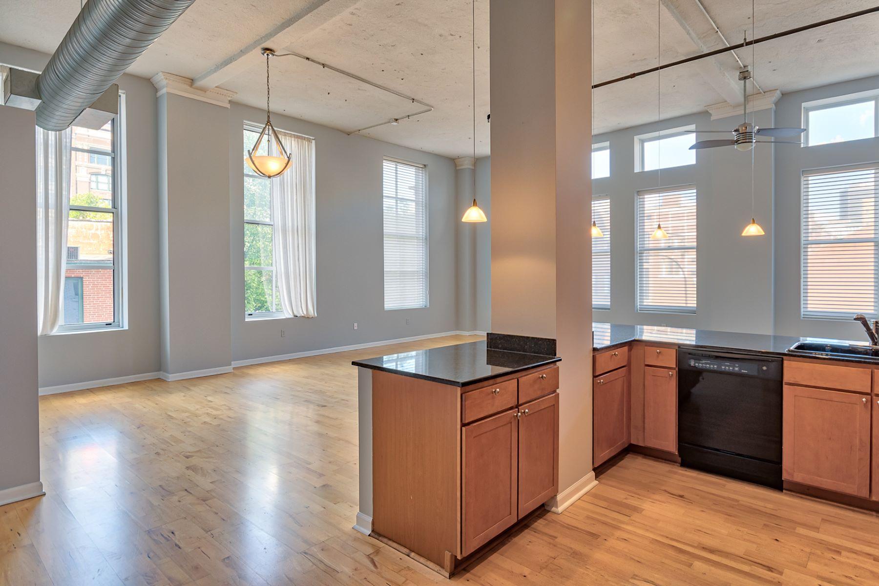 Additional photo for property listing at Locust Street 1501 Locust Street # 204 St. Louis, Missouri 63131 United States