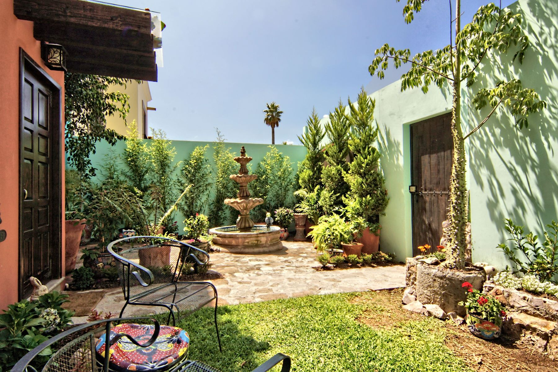 Single Family Home for Sale at PASEO REAL Paseo Real 14 San Miguel De Allende, Guanajuato, 37765 Mexico