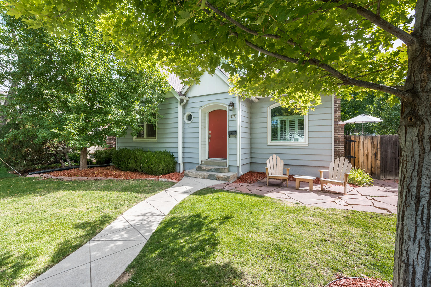 Property for Active at Charming New England-Style Home 1476 S Elizabeth St Denver, Colorado 80210 United States