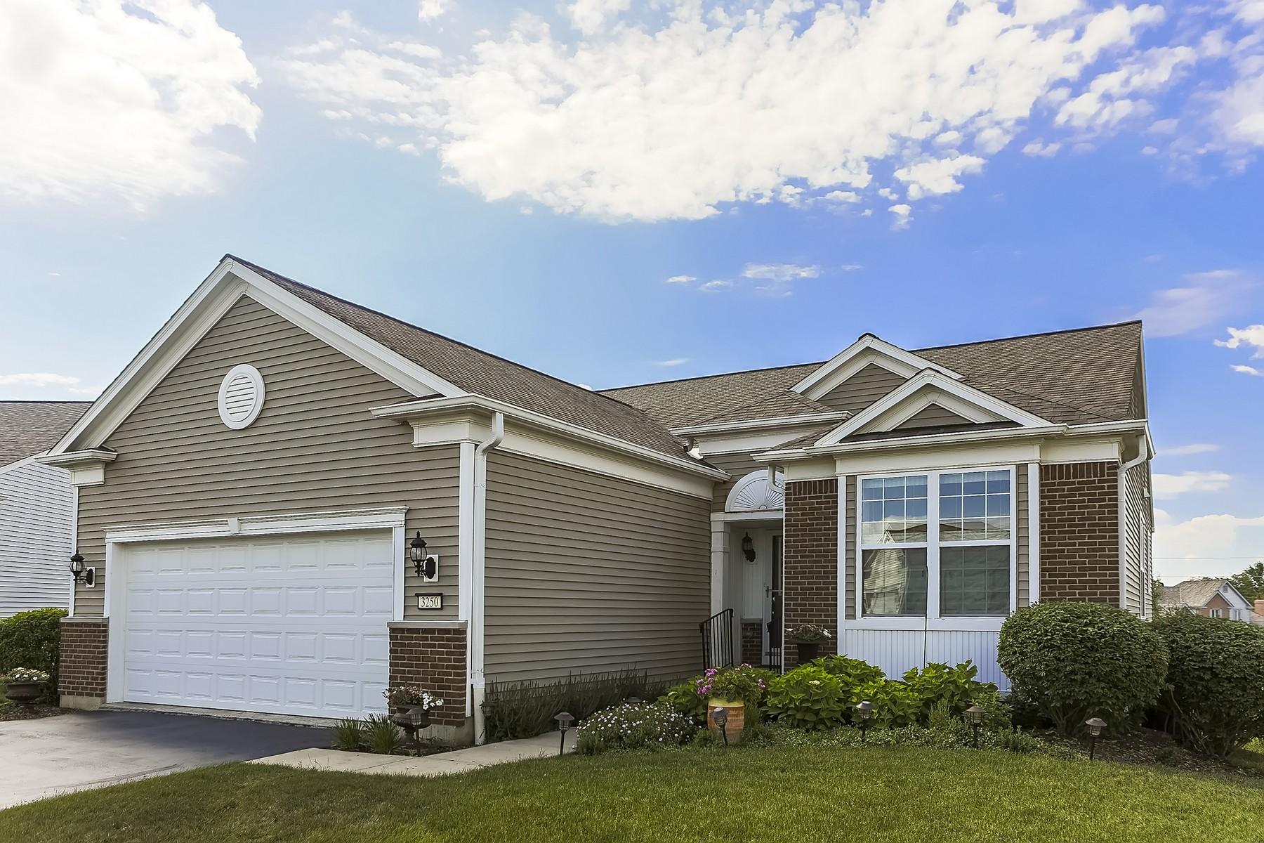 Casa Unifamiliar por un Venta en Smart And Sophisticated Style 3250 Rockwell Circle Mundelein, Illinois, 60060 Estados Unidos