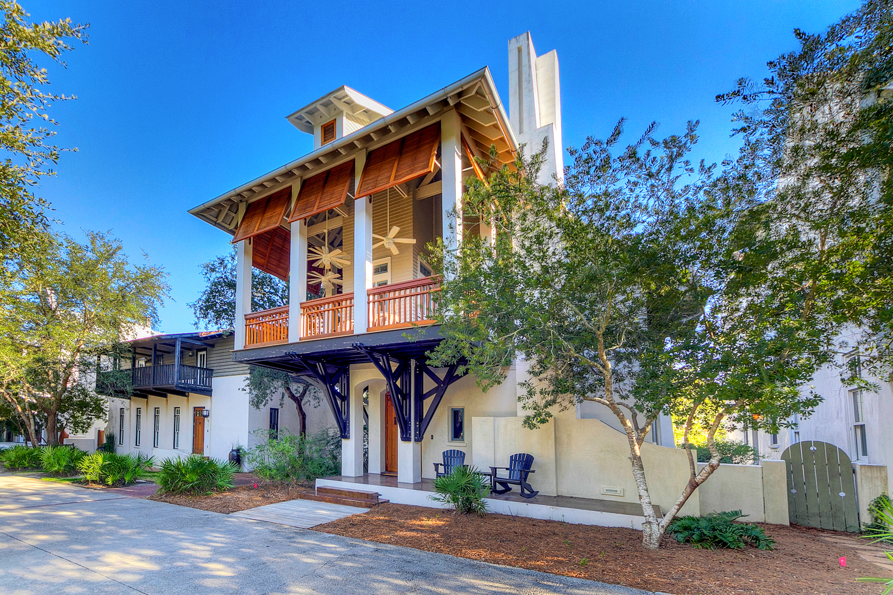 Moradia para Venda às FINELY APPOINTED ROSEMARY BEACH HOME 108 Bourne Lane, Rosemary Beach, Rosemary Beach, Florida, 32461 Estados Unidos