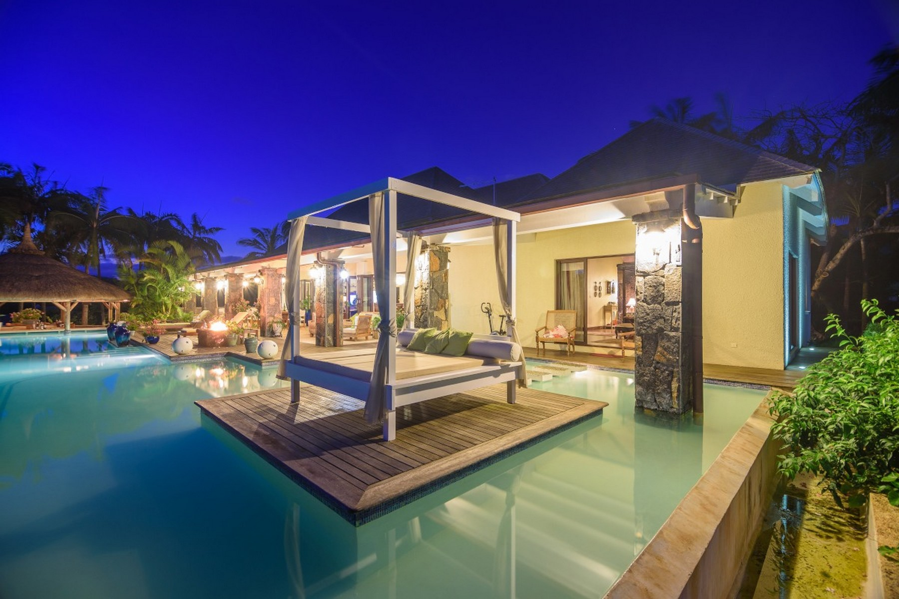 Additional photo for property listing at The Quiet Gardens of Chamarel Chamarel, Black River Mauritius